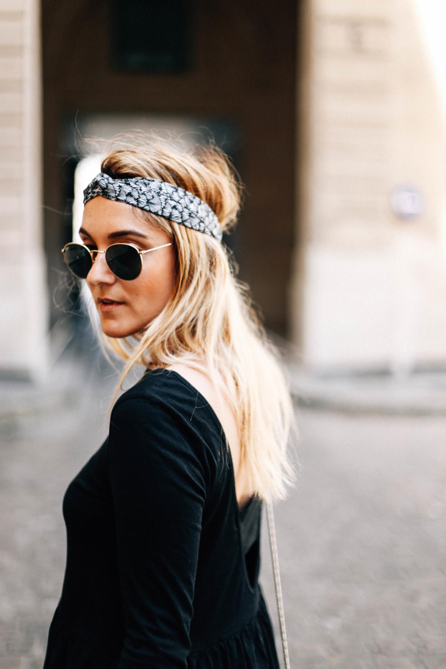 Balayage cheveux blonds