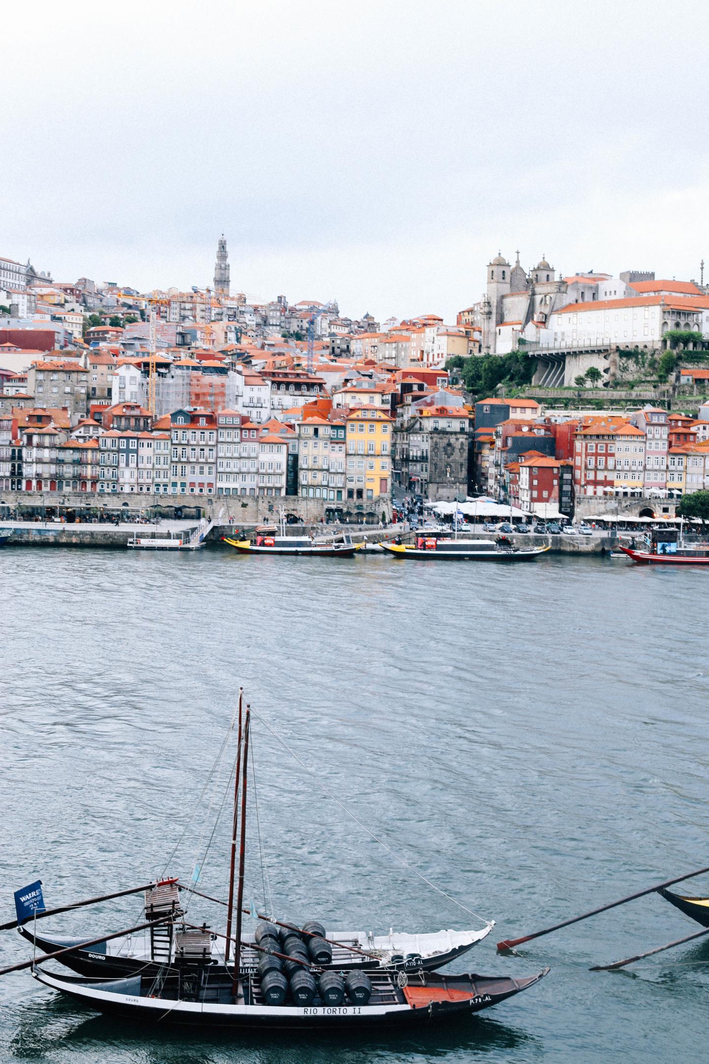 Vue Porto