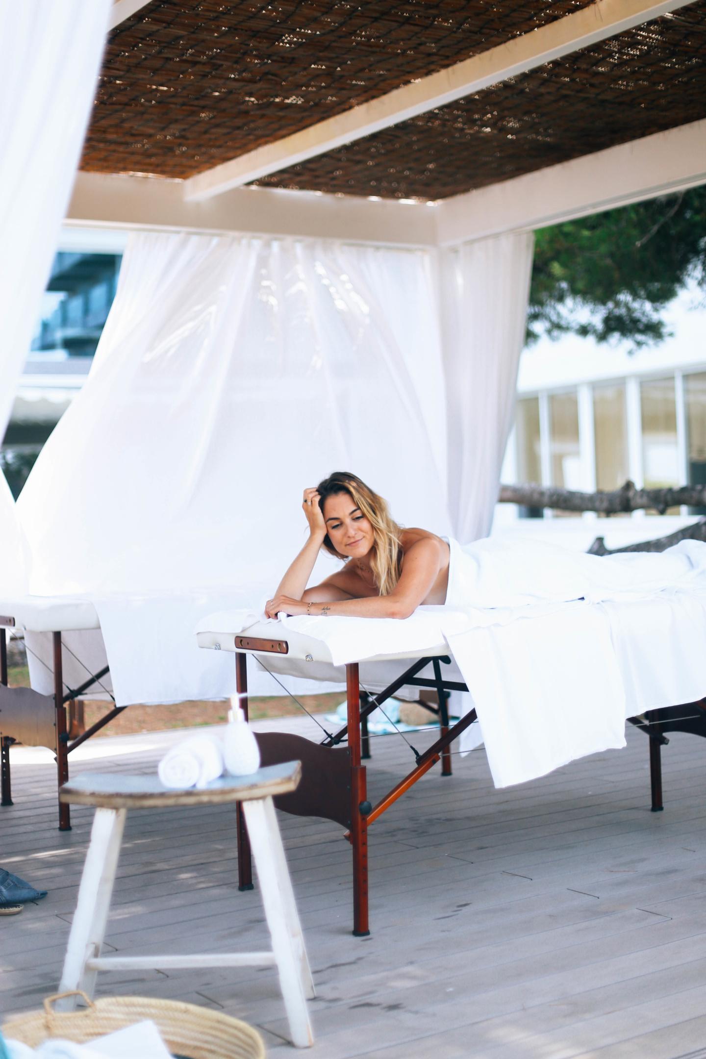 Massages Ibiza