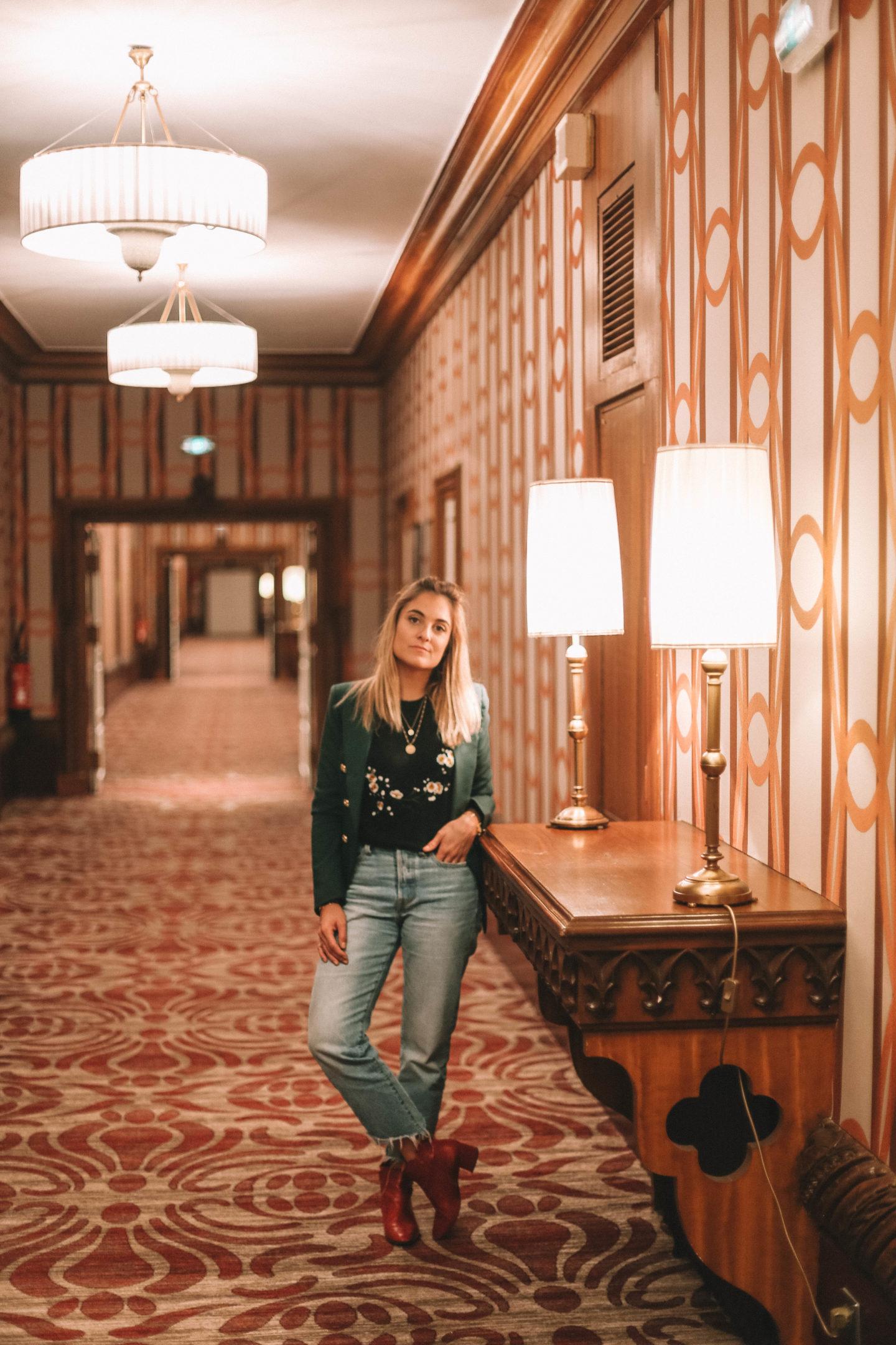 Hôtel Deauville Normandy Barrière - Blondie Baby blog mode et voyages