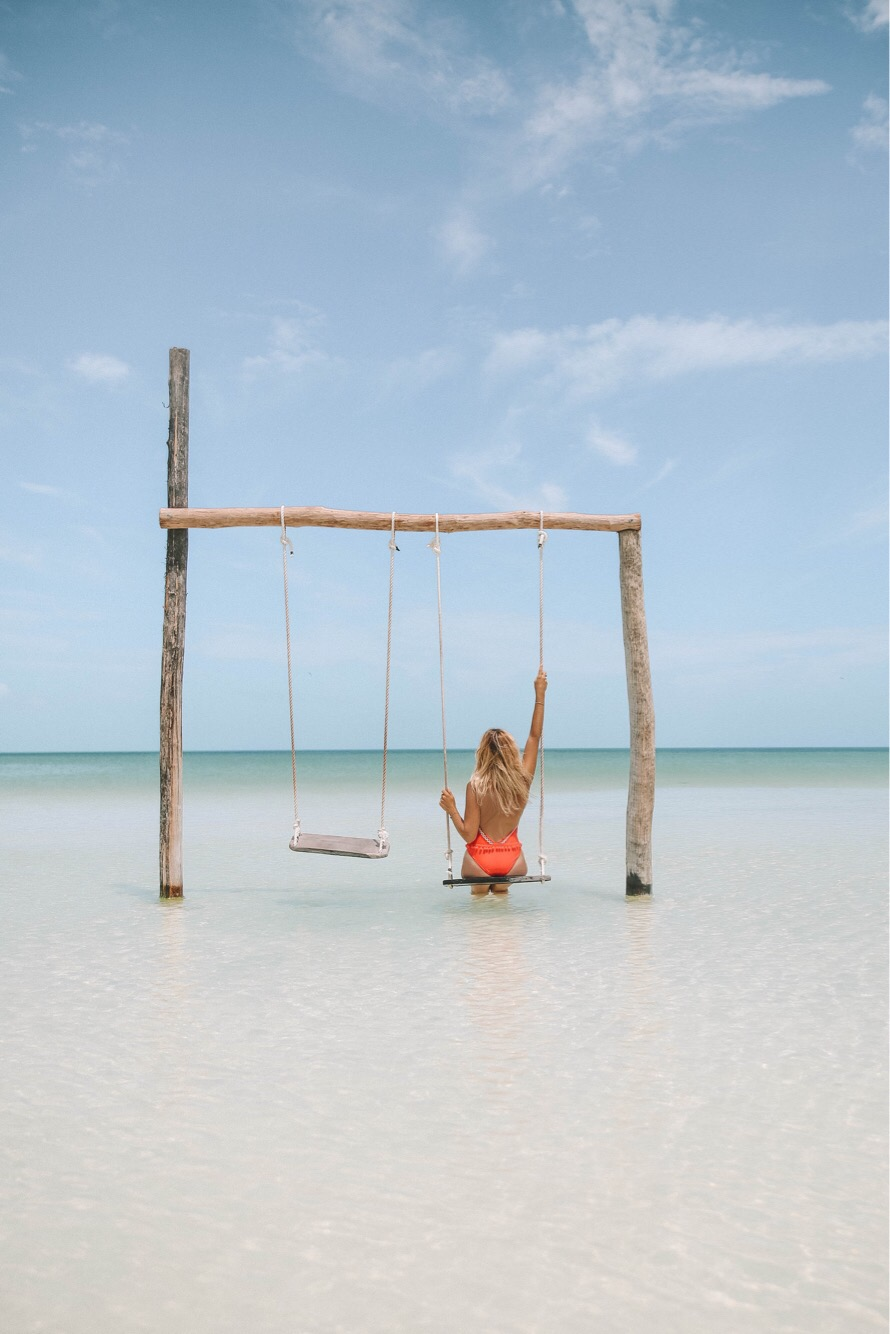 plages paradisiaques Mexique - Blondie Baby blog mode et voyages