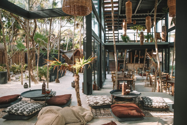 Hôtel Habitas Tulum, Mexique