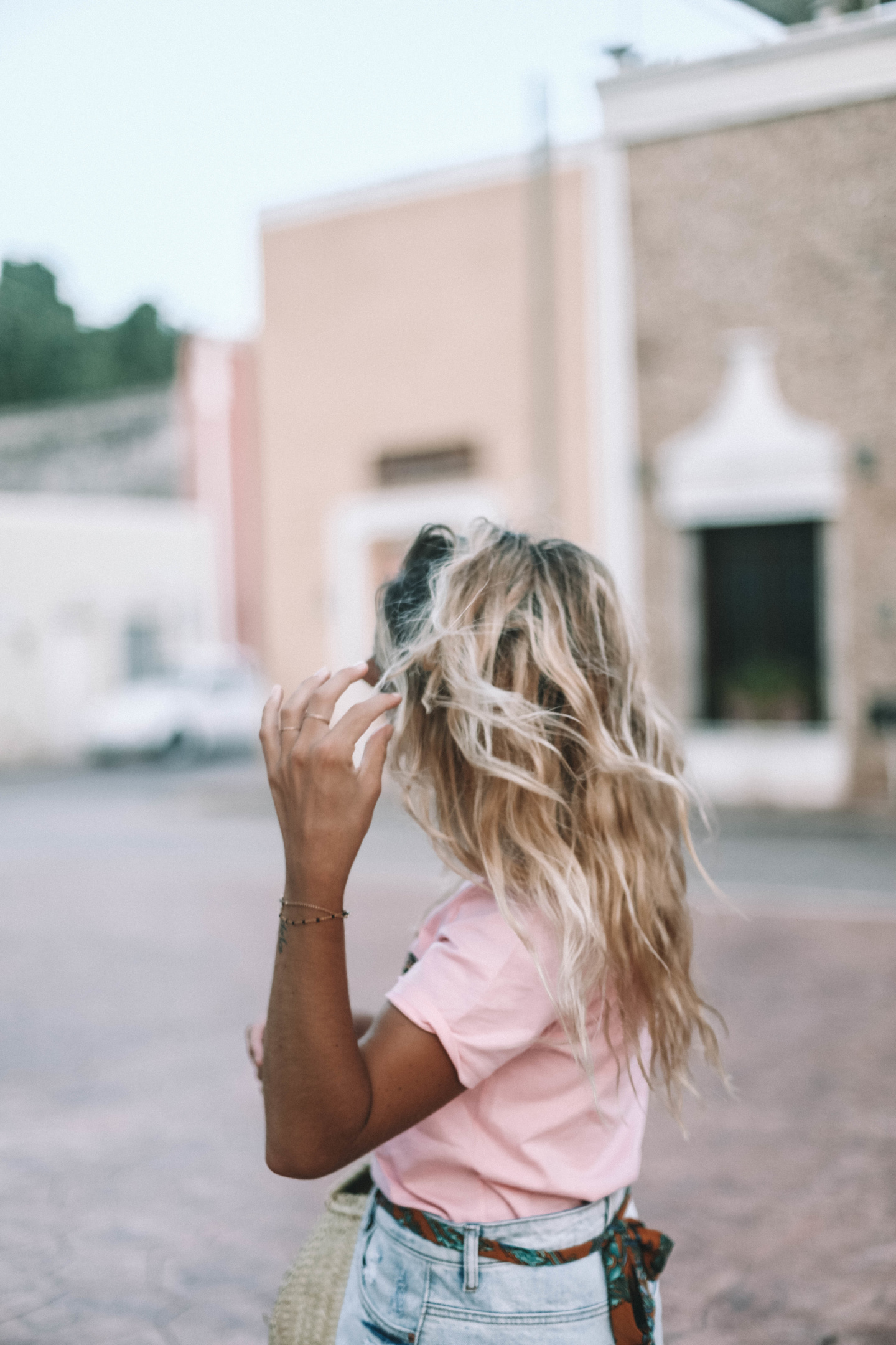 Balayage blond Coiffirst