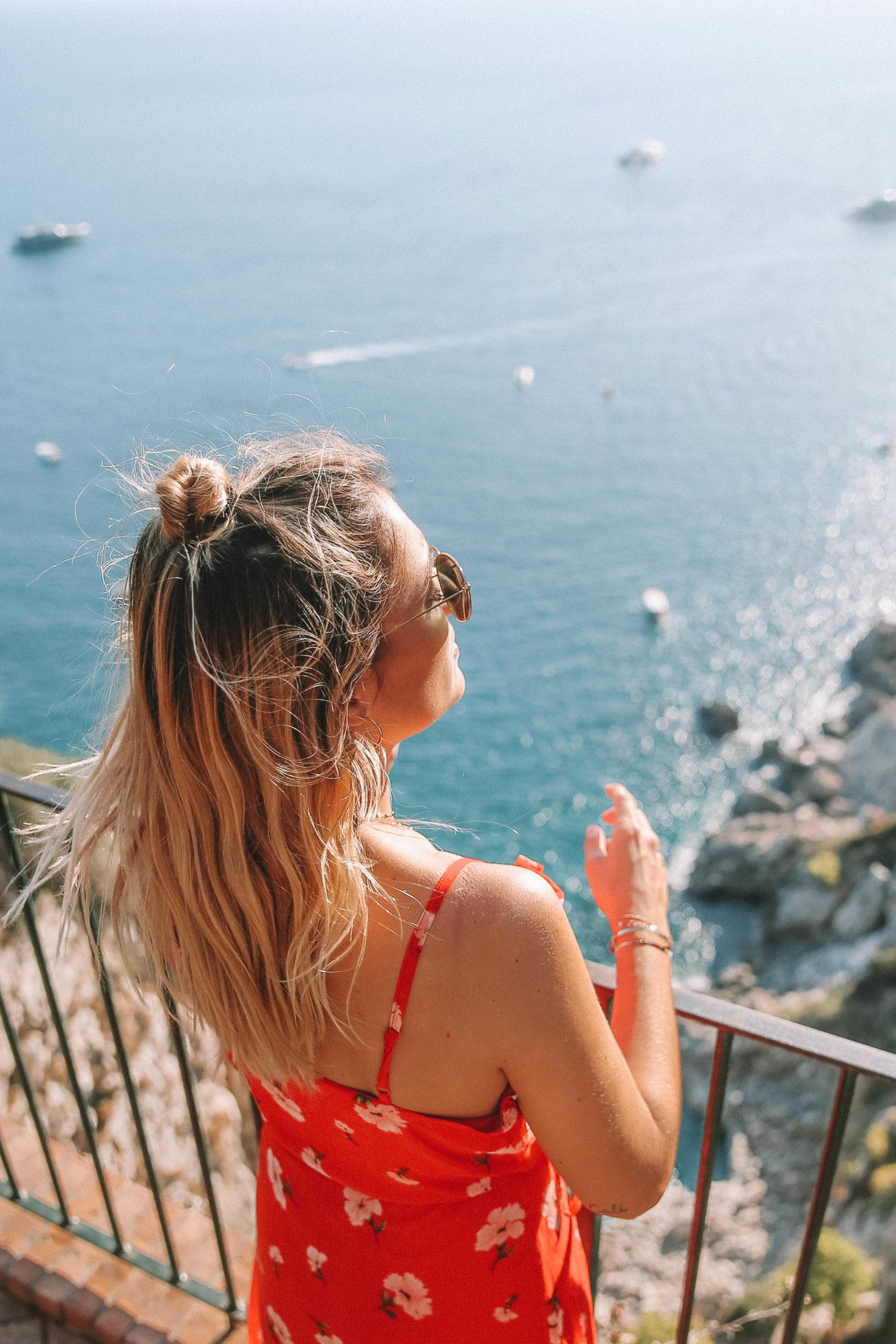 Visiter Capri - Blondie baby blog mode et voyages