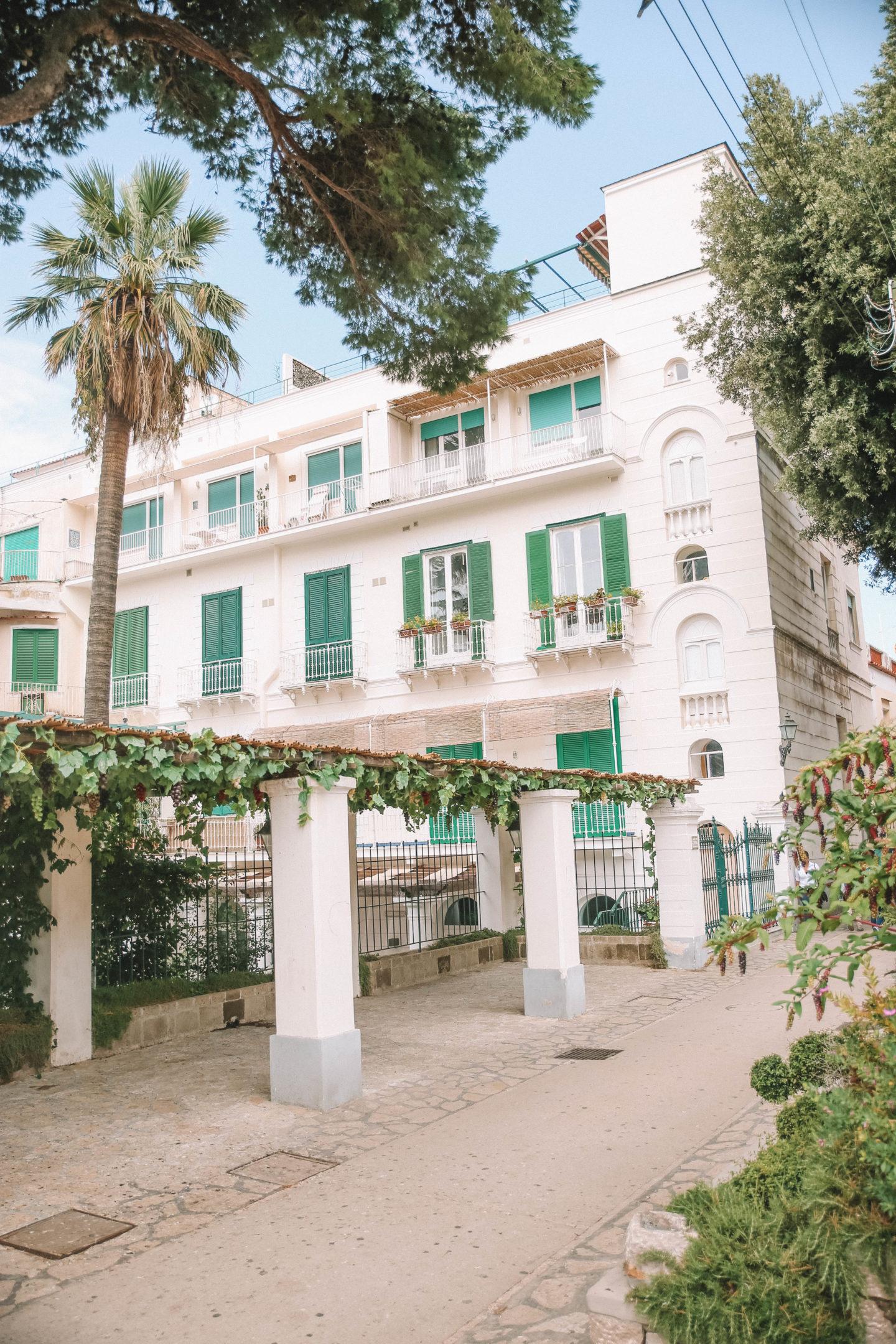Visiter Anacapri Italie - Blondie baby blog mode et voyages