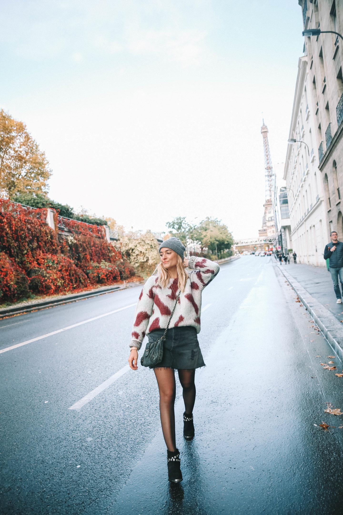 Visiter Paris - Blondie baby blog mode et voyages