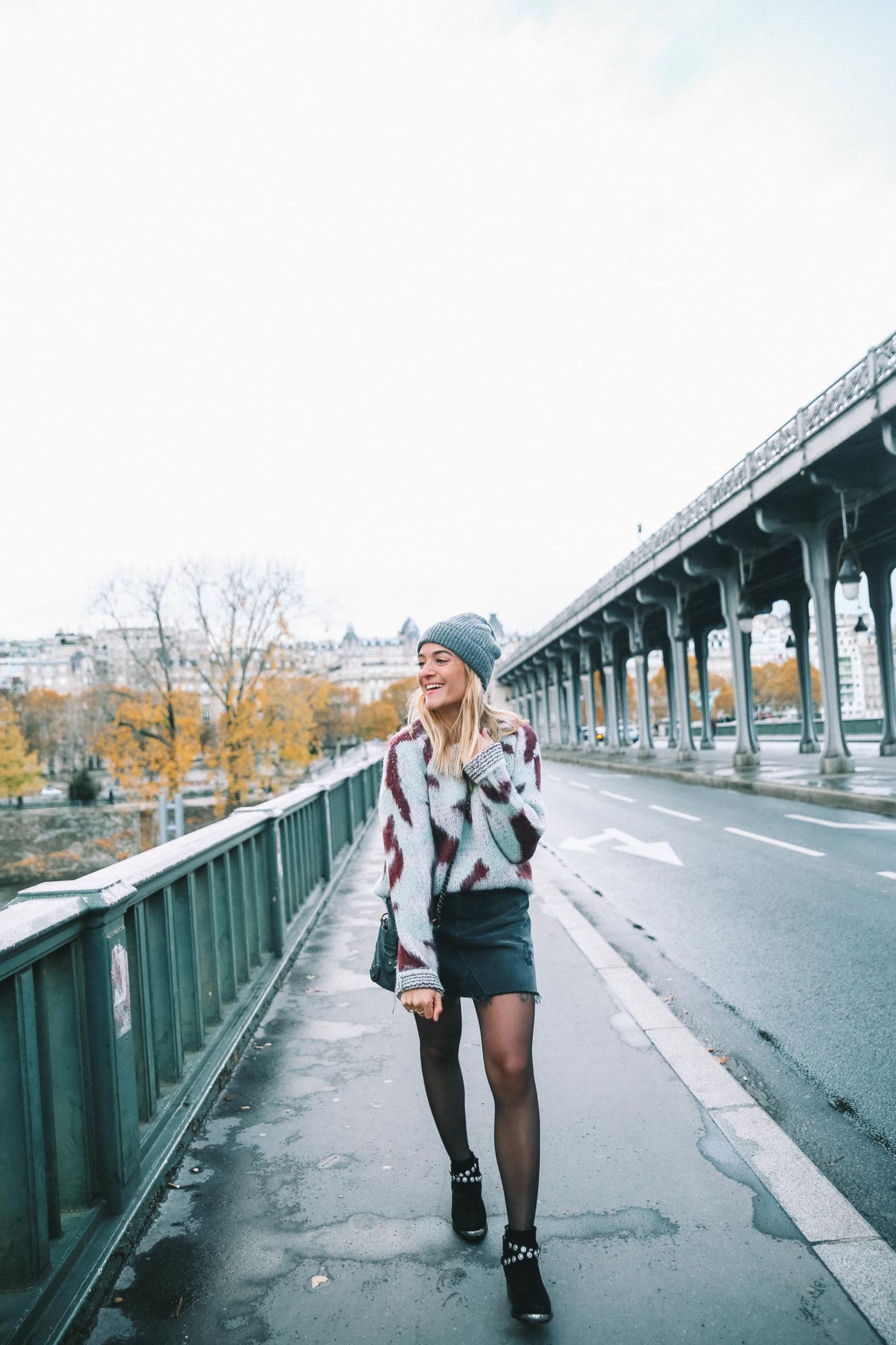 Parisienne - Blondie baby blog mode et voyages