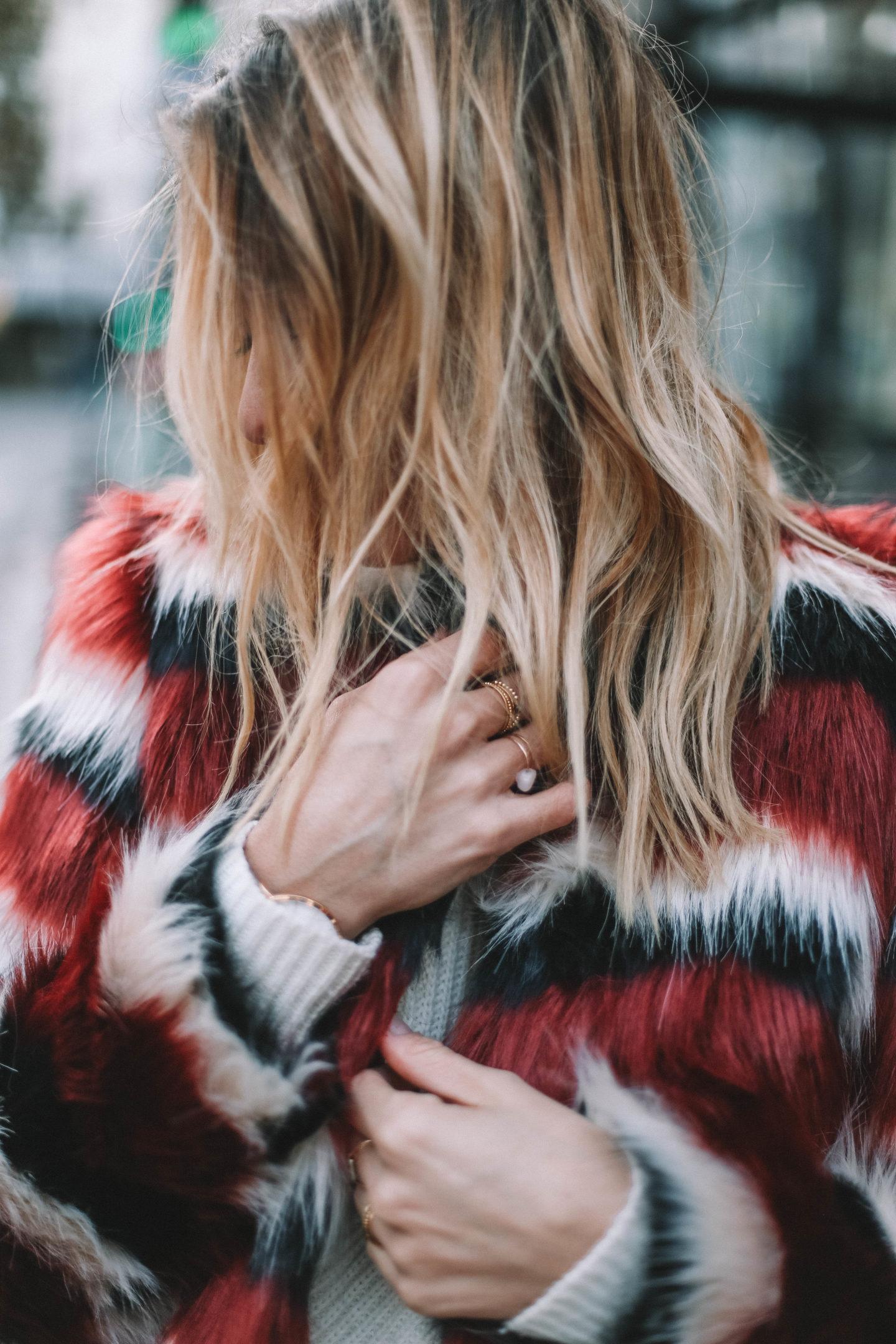 Vernissage Cheveux blonds Coiffirst - Blondie Baby blog mode et voyages