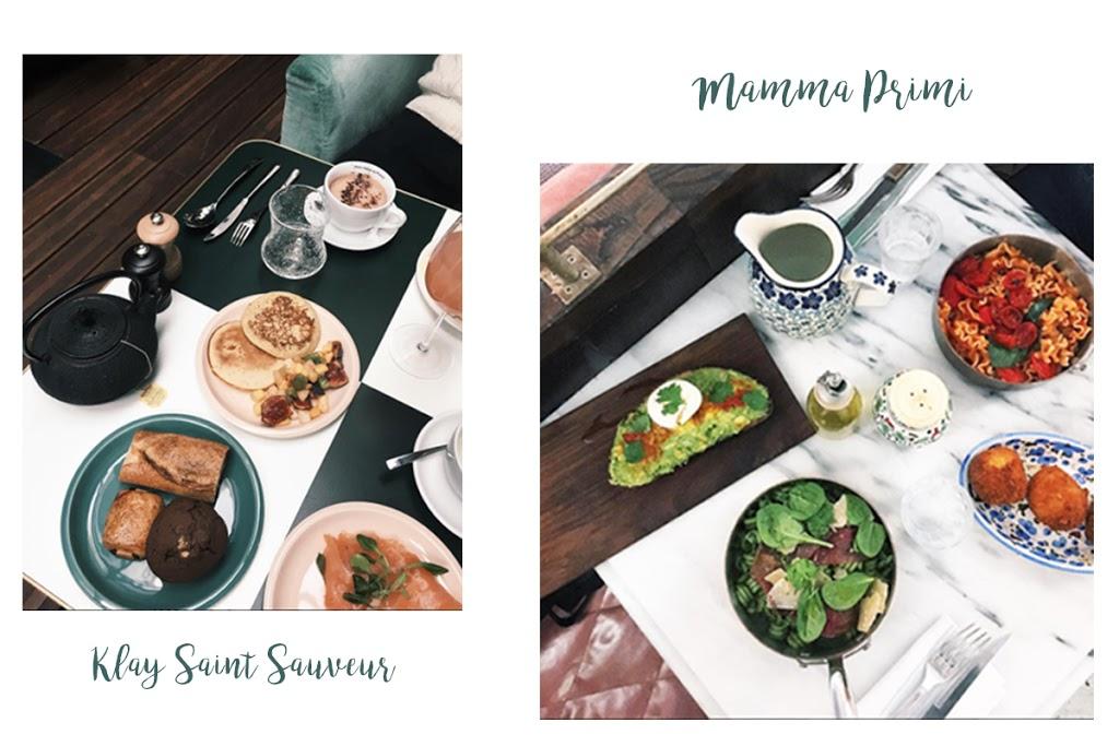 Food : mes 5 nouvelles adresses parisiennes