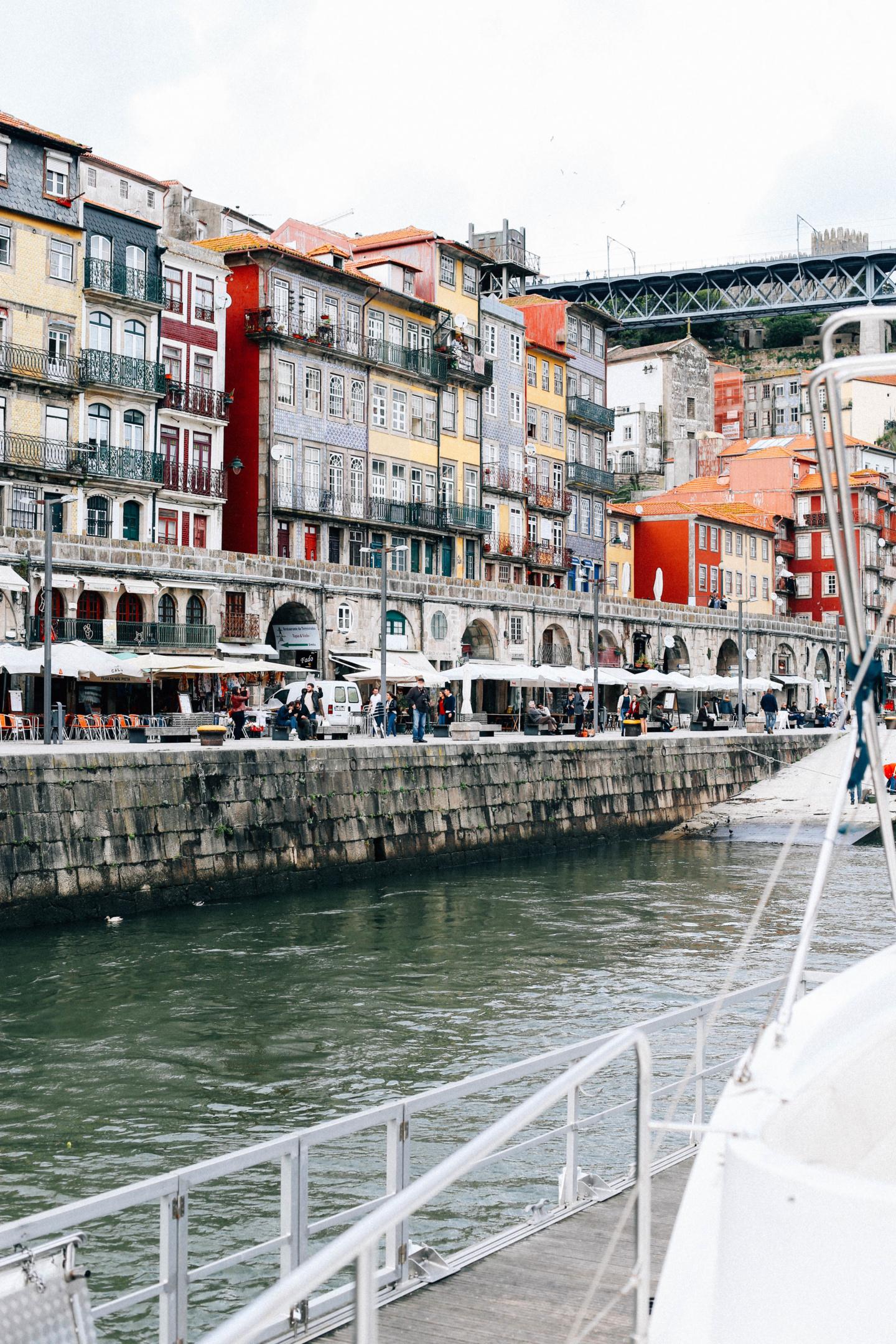 Croisière Fleuve Douro