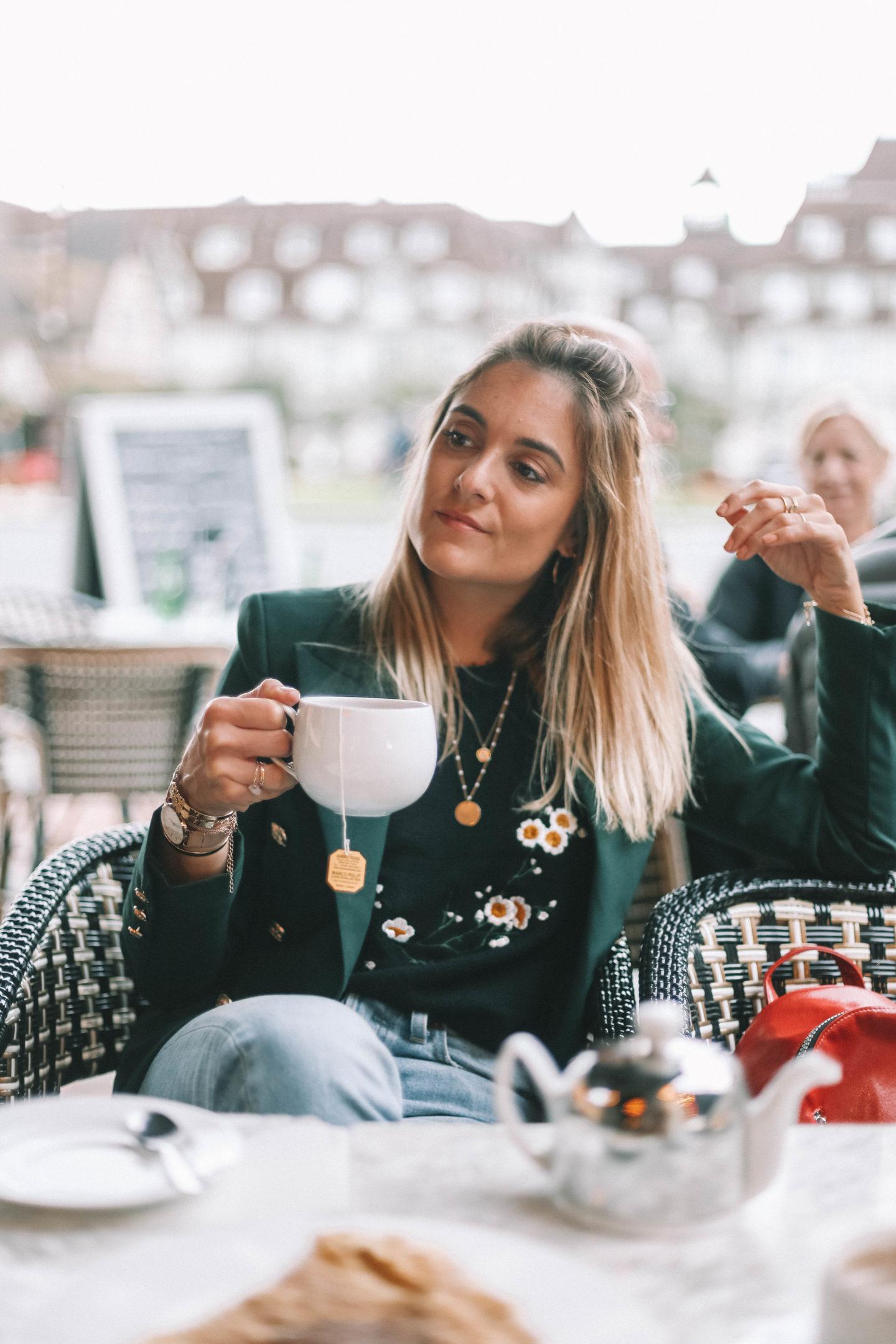 Café Deauville - Blondie Baby blog mode et voyages