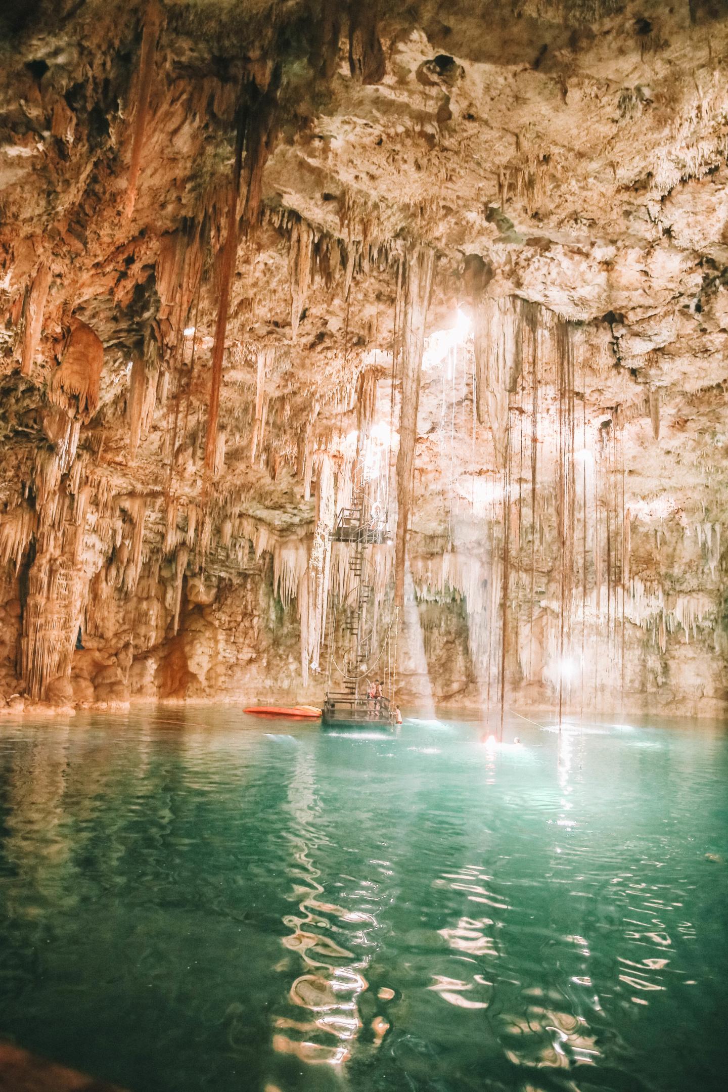 Cenote Valladolid Yucatán