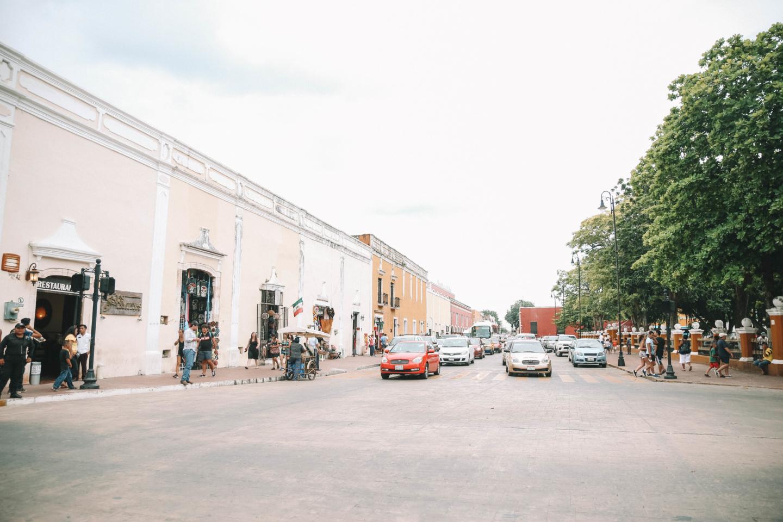 Valladolid Mexique