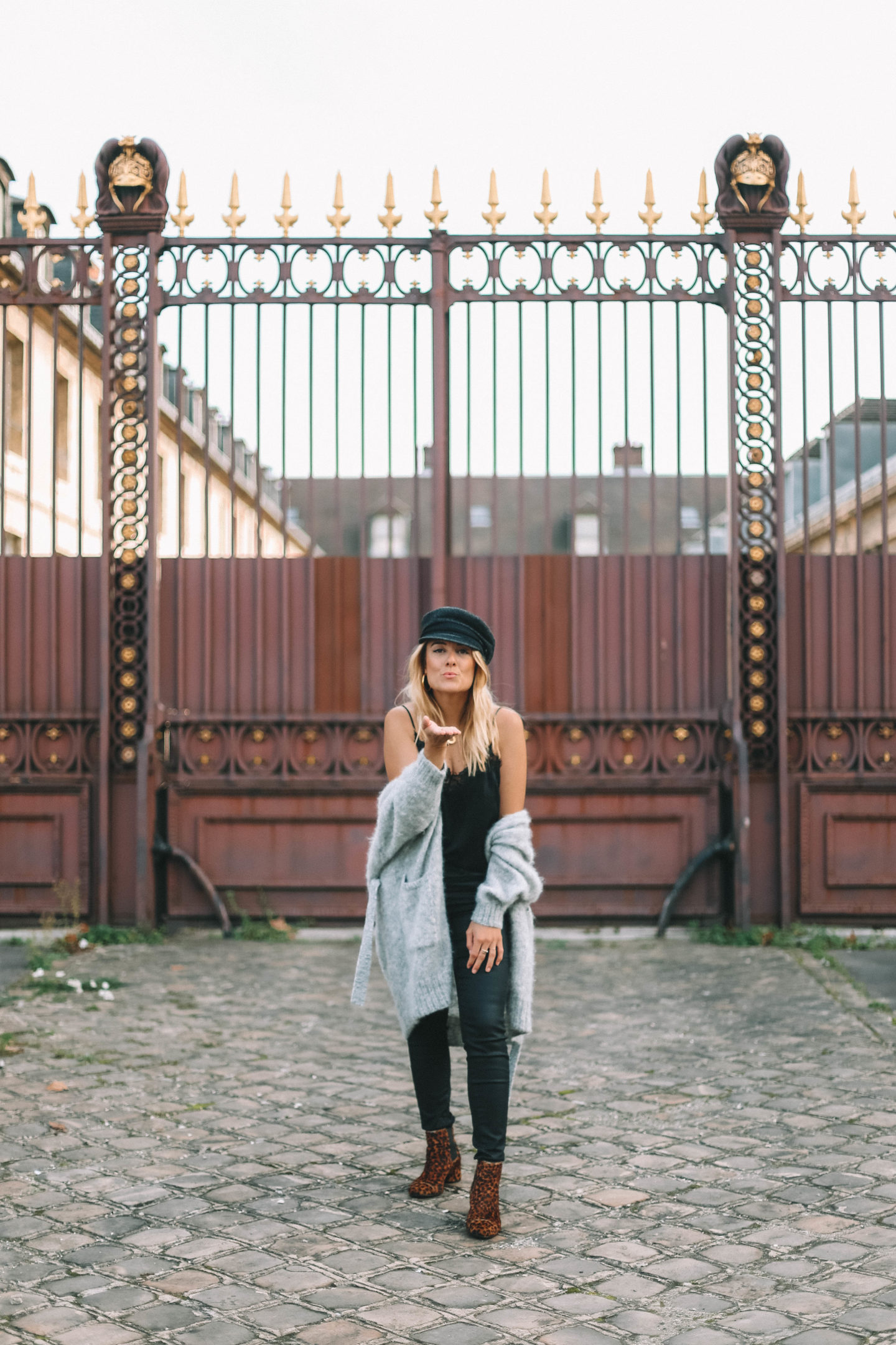 Boots léopard Boden - Blondie baby blog mode et voyages