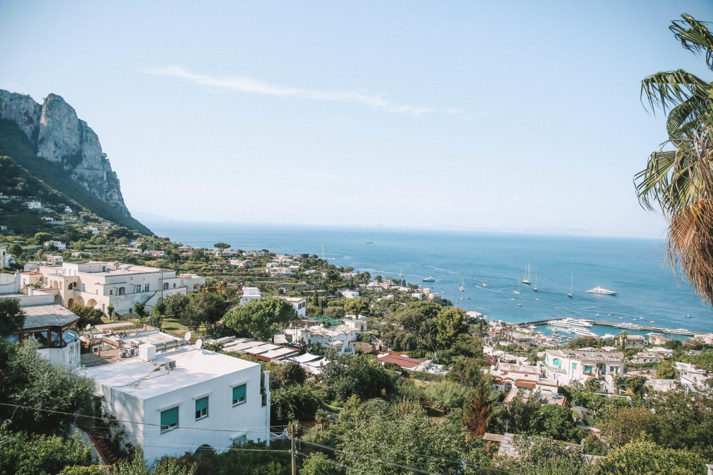 Point de vue Capri - Blondie baby blog mode et voyages