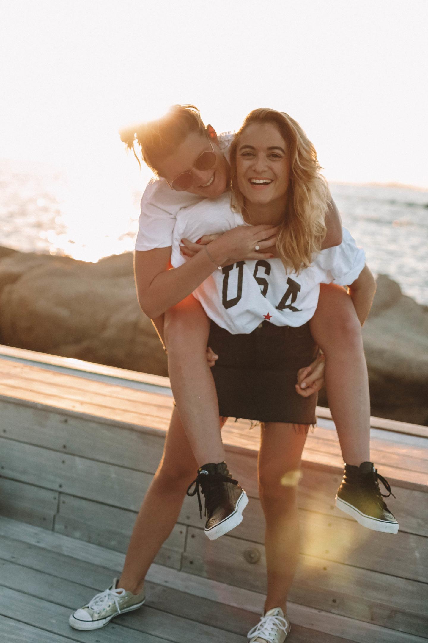 Sourires - Blondie baby blog mode et voyages