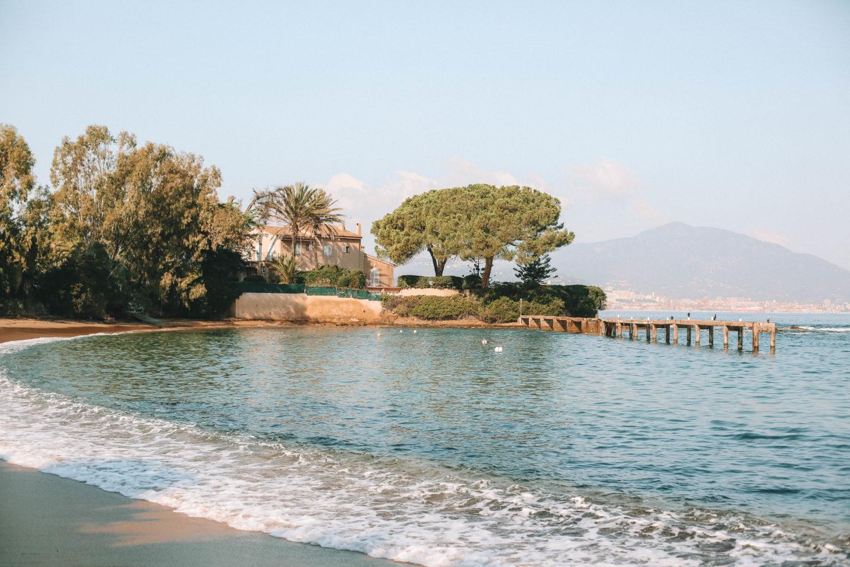 Golfe d'Ajaccio Corse - Blondie baby blog mode et voyages