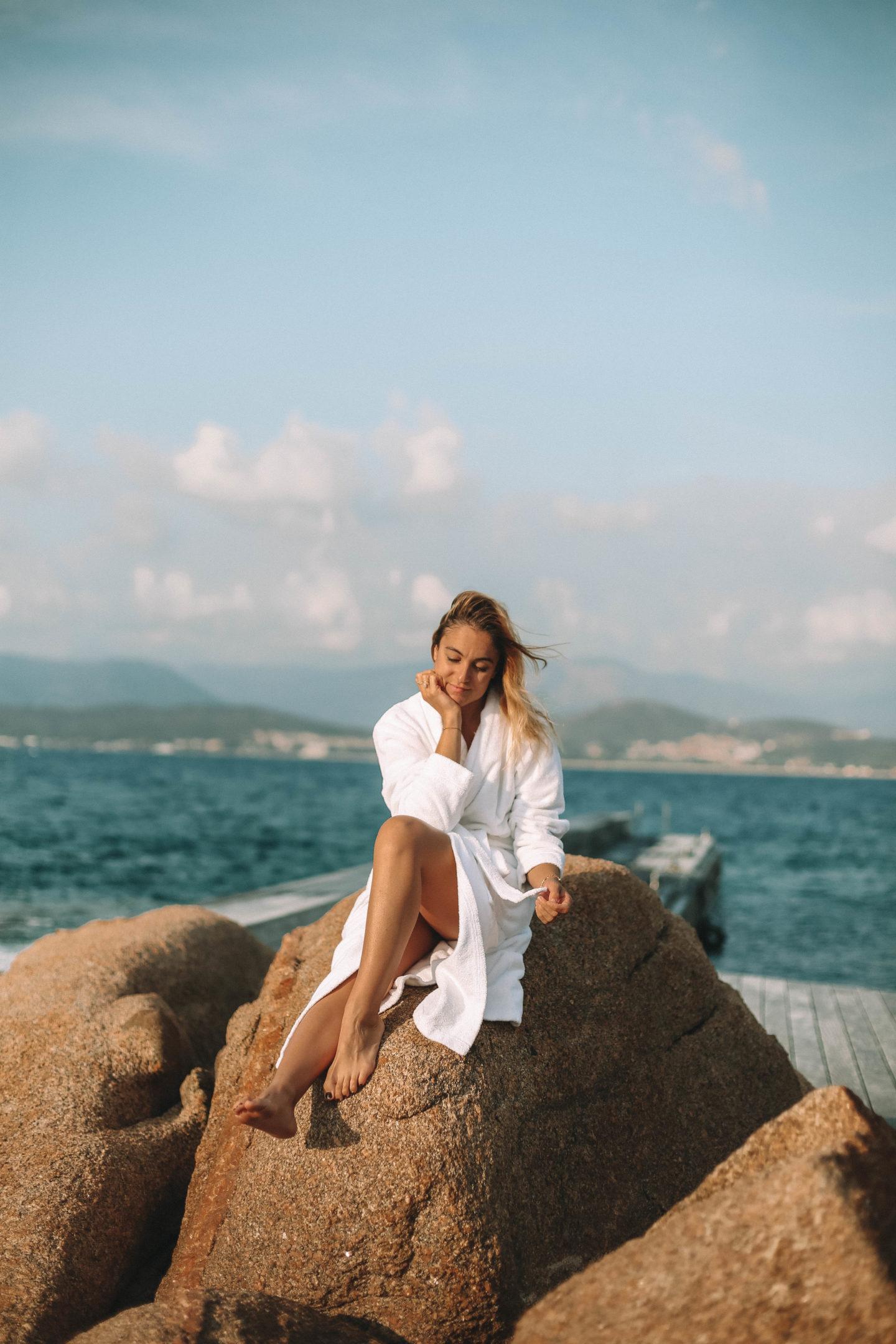 Golfe d'Ajaccio - Blondie baby blog mode et voyages