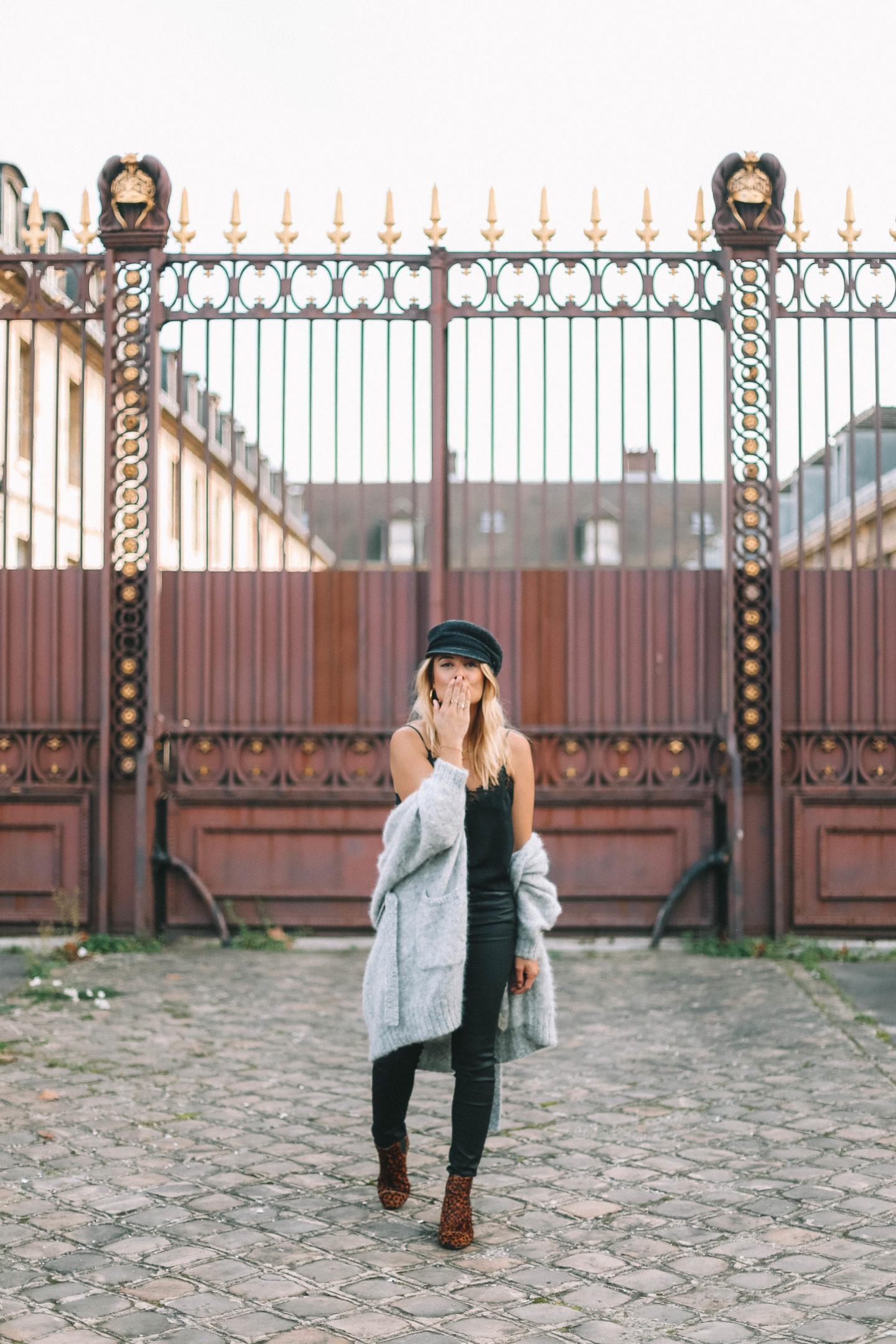 Gilet American Vintage - Blondie baby blog mode et voyages