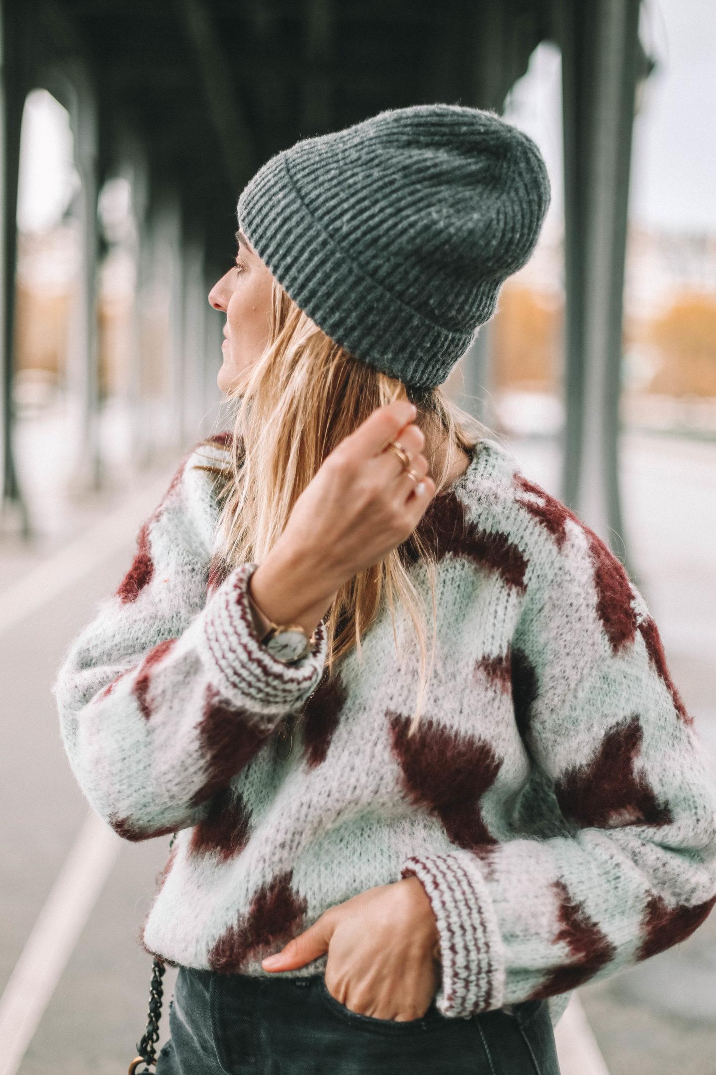 Look hiver - Blondie baby blog mode et voyages
