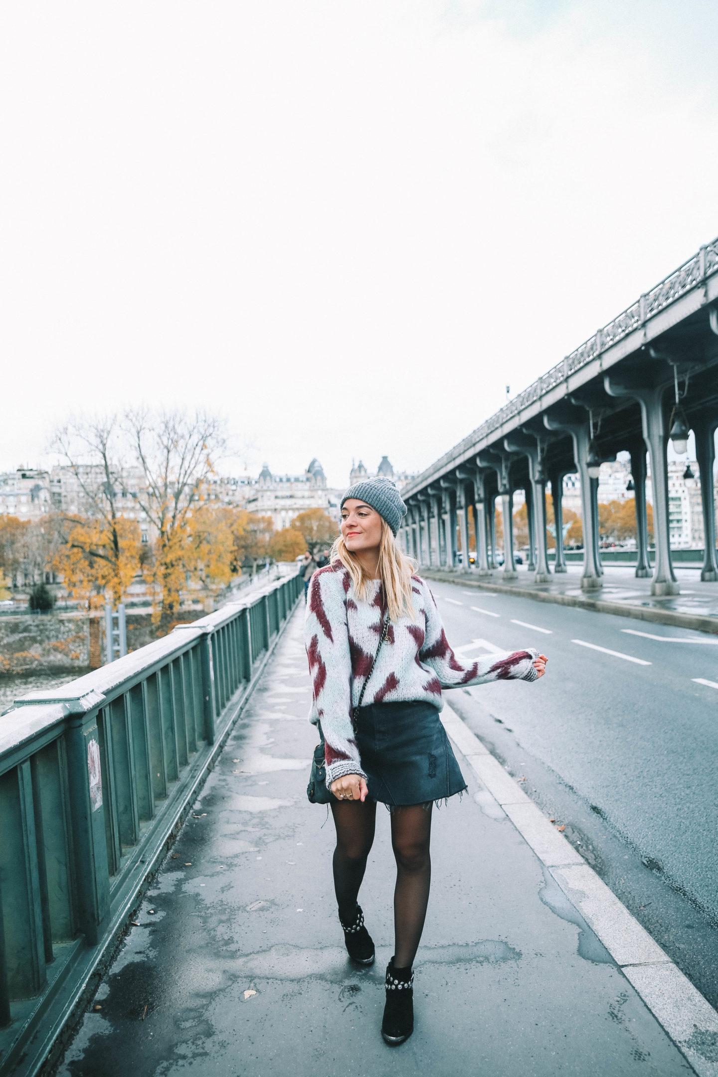 Pull Suncoo oversize- Blondie baby blog mode et voyages