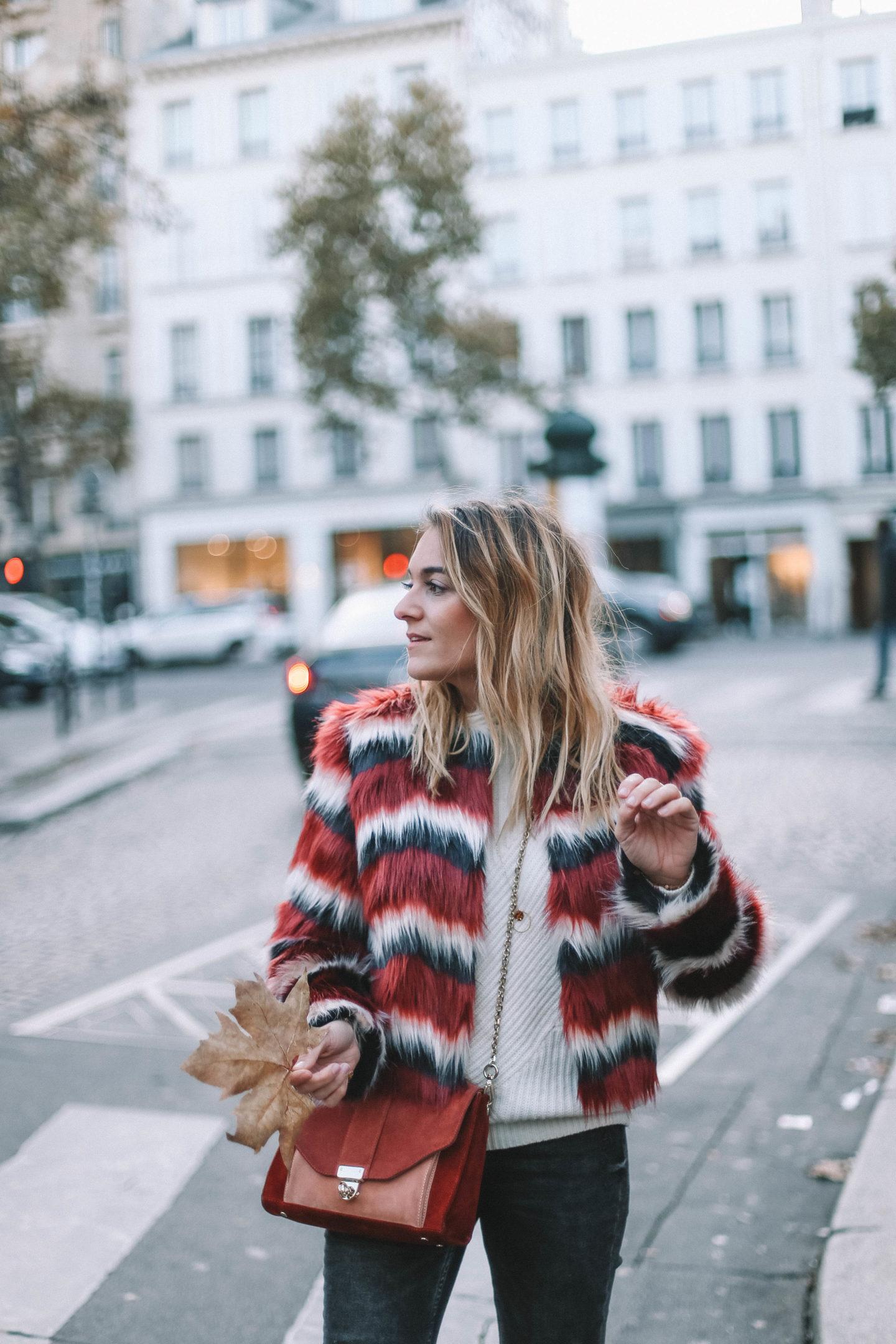 Sélection de fausses fourrures - Blondie Baby blog mode et voyages