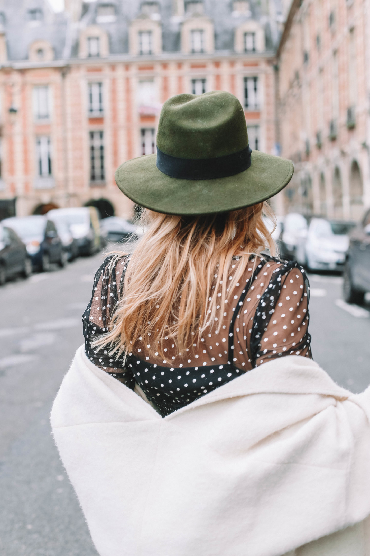 Chapeau bohème ba&sh - Blondie Baby blog mode et voyages