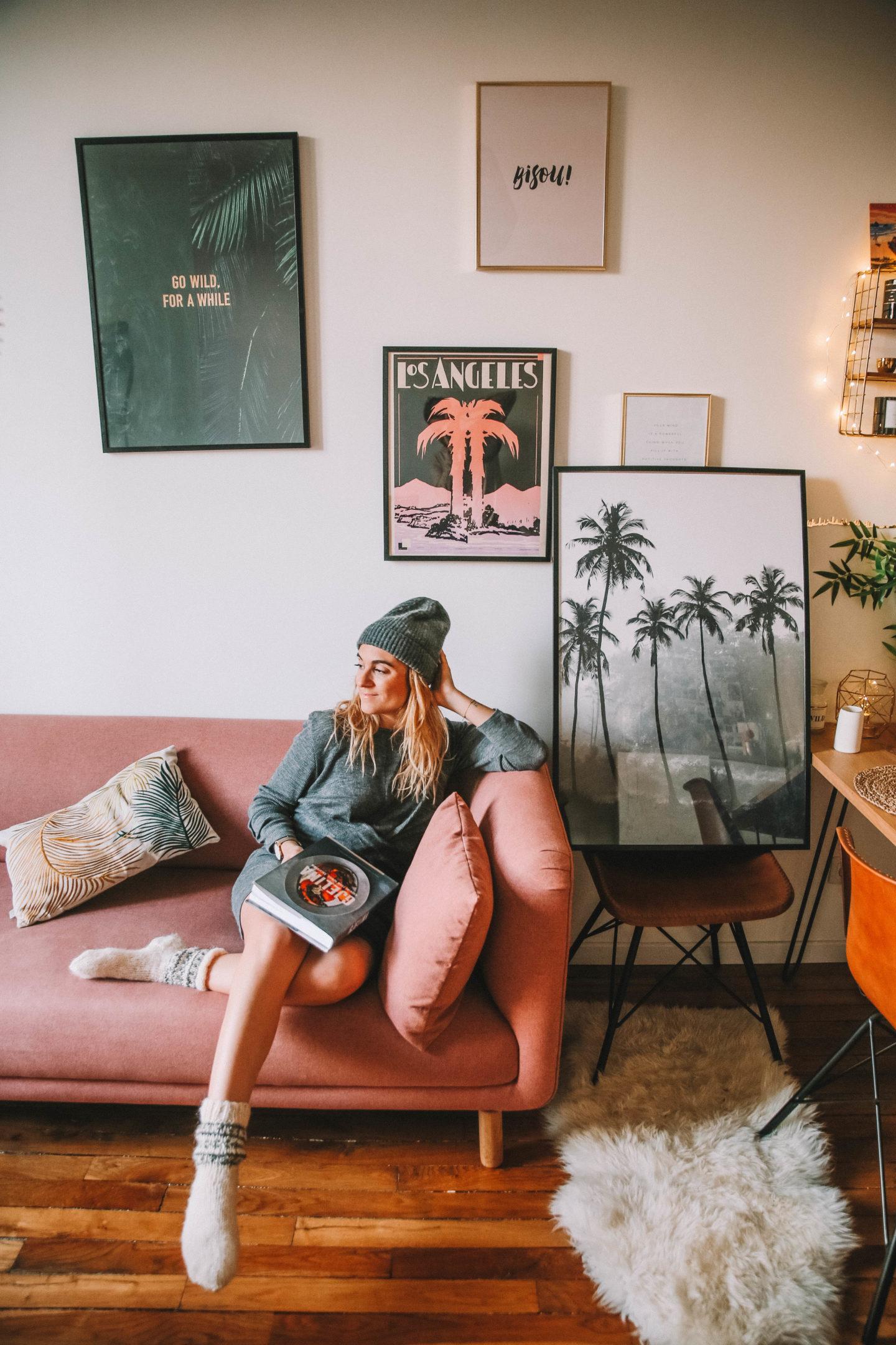 Desenio - Blondie Baby blog mode et voyages