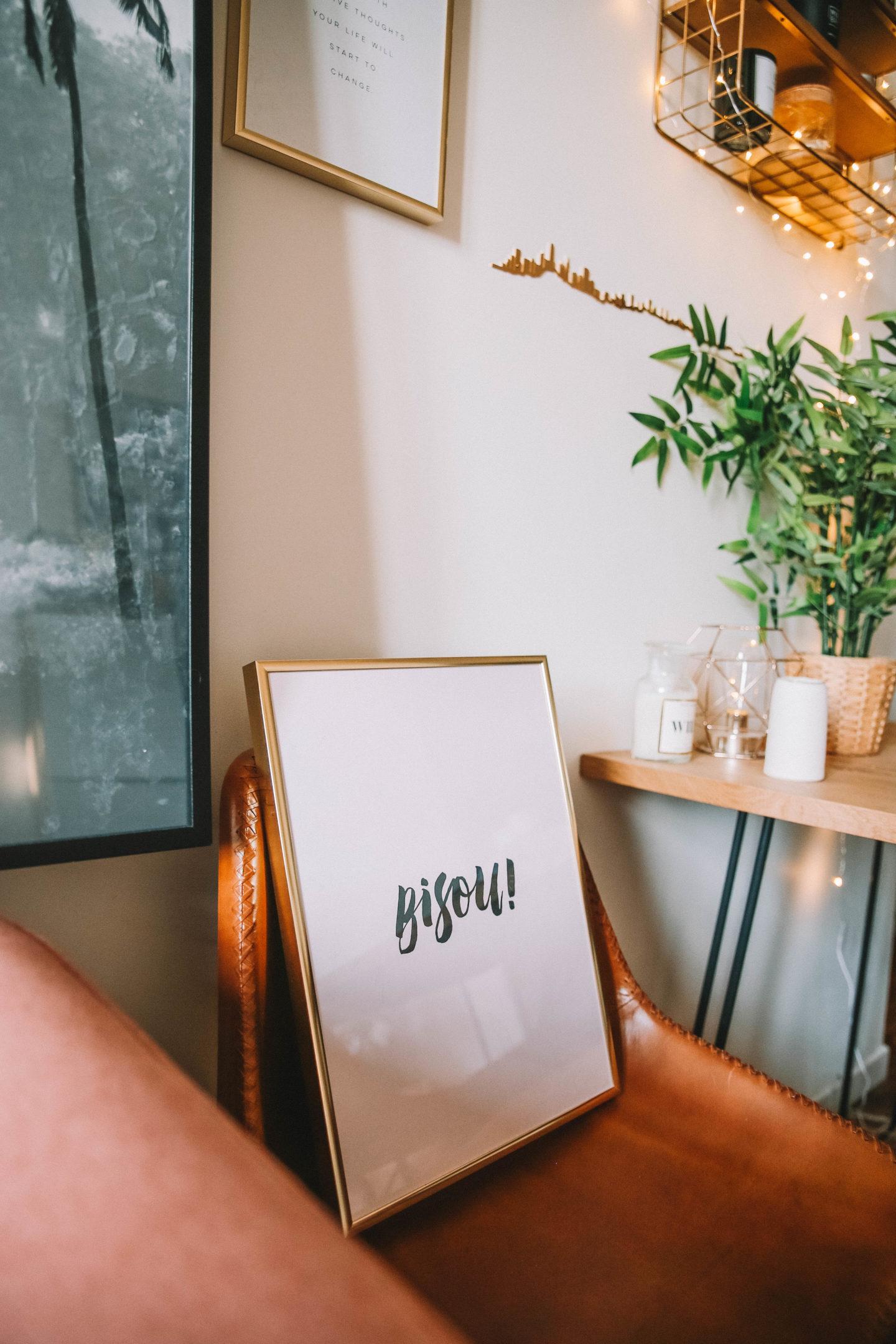 Affiches Desenio - Blondie Baby blog mode et voyages