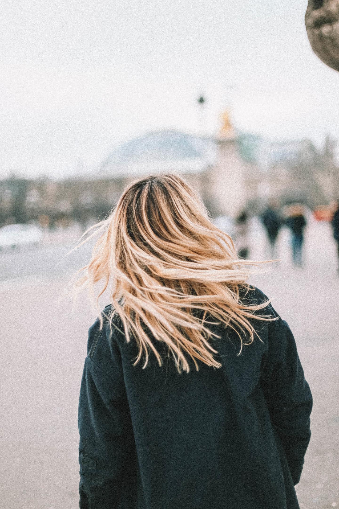 Vernissage blond - Blondie Baby blog mode et voyages