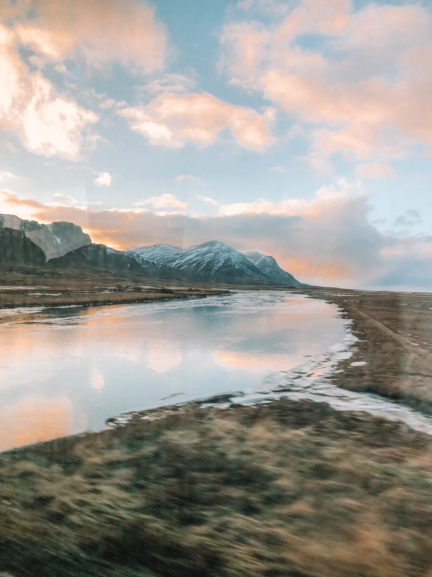 Paysages Islande - Blondie Baby blog mode et voyages