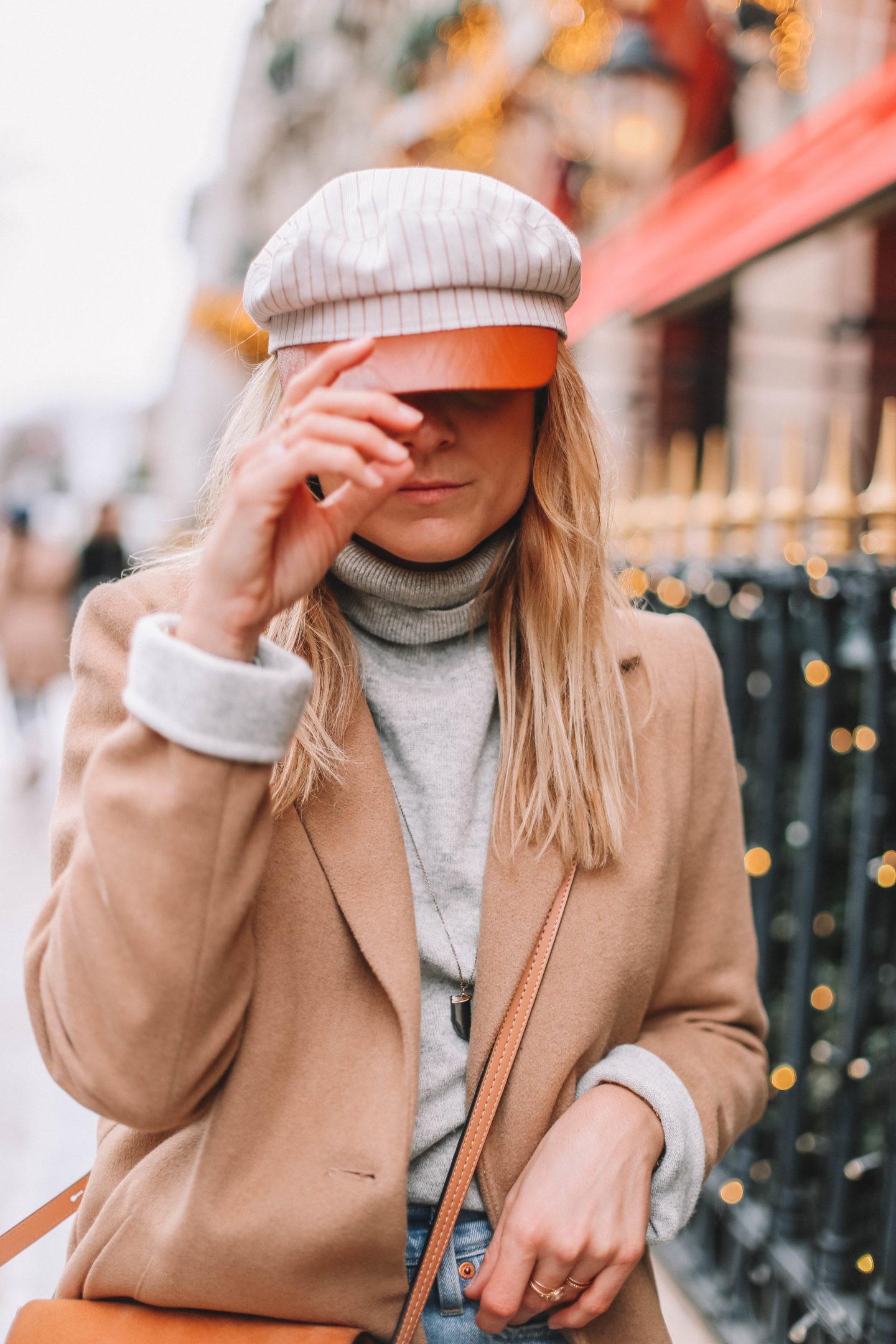 Pull col roulé Les Petites Paris - Blondie Baby blog mode et voyages