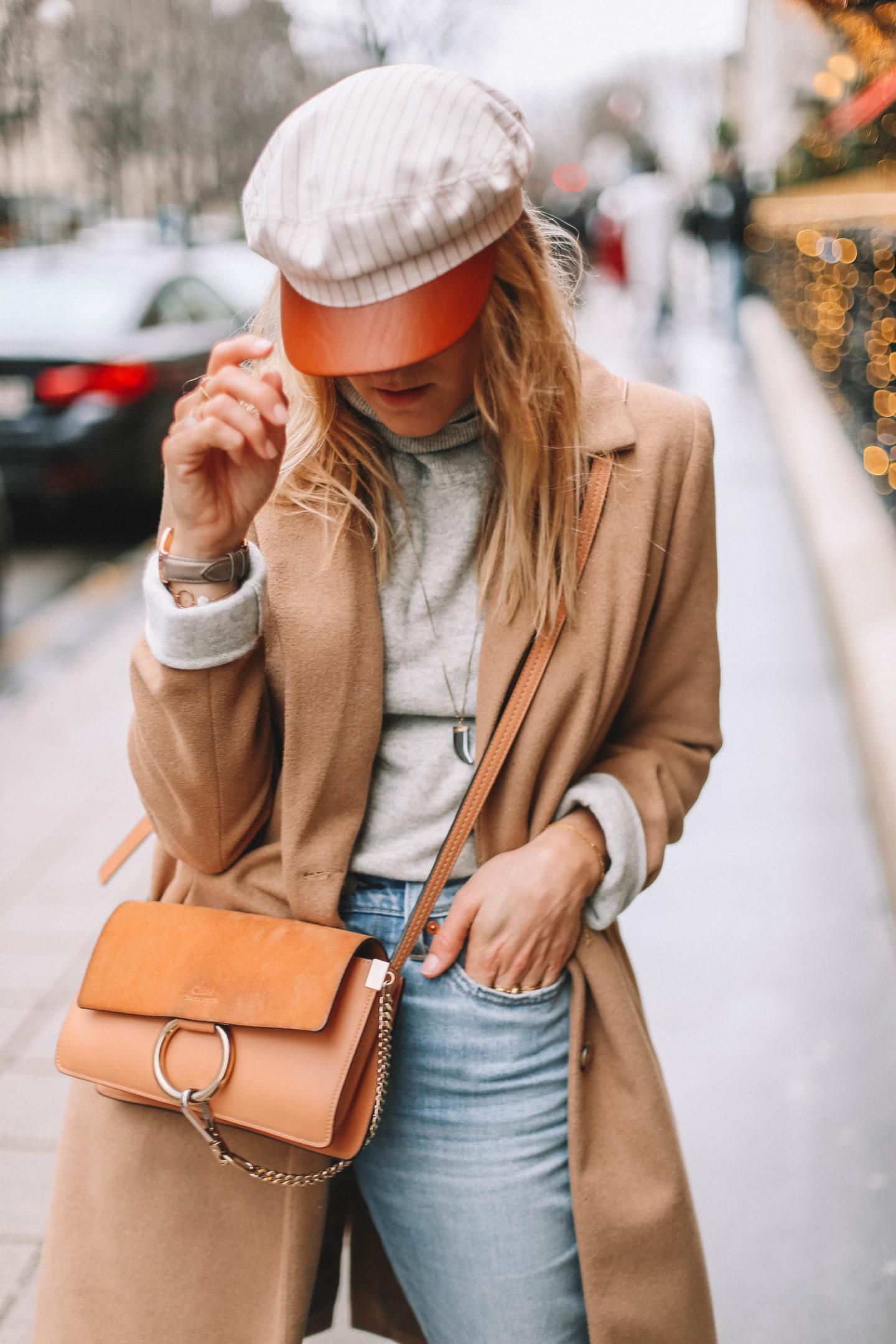 Sac Camel Chloé - Blondie Baby blog mode et voyages