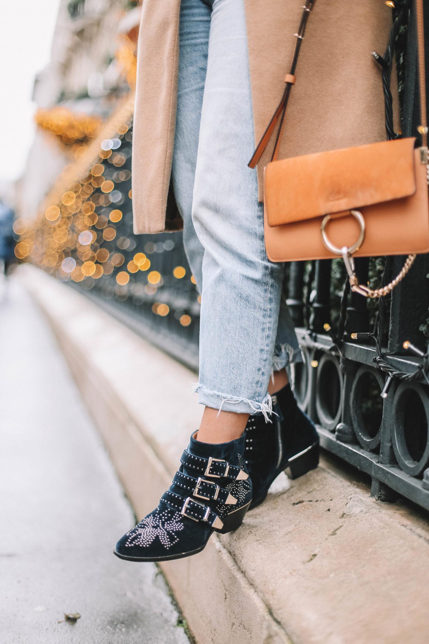 Boots Susanna Chloé - Blondie Baby blog mode et voyages