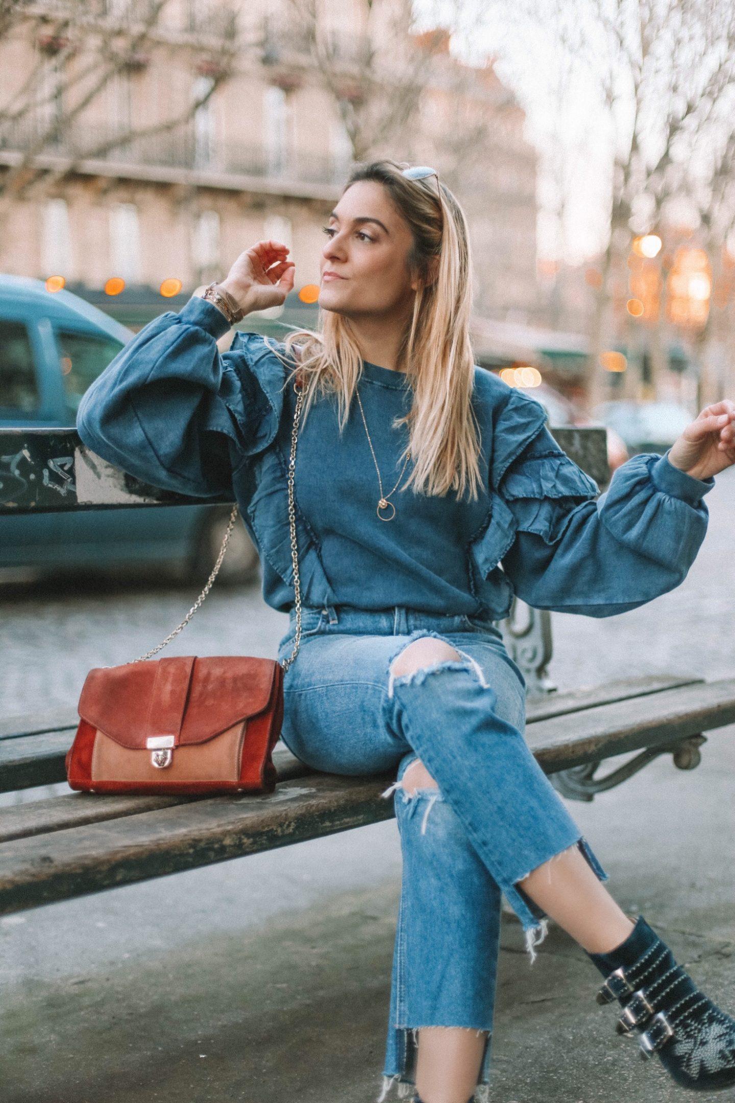 Jean Revolve - Blondie Baby blog mode & voyages