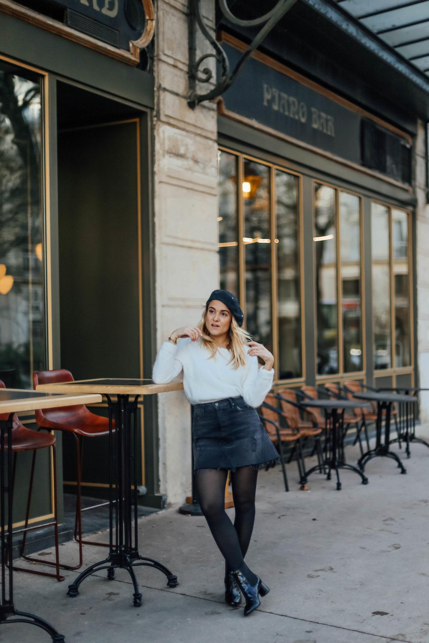 Style parisien - Blondie Baby blog mode et voyages