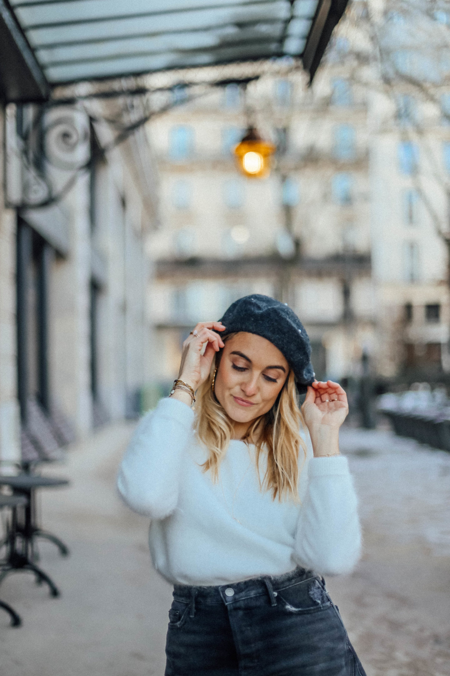Loft by Denis L'Oréal profesionnnel - Blondie Baby blog mode et voyages