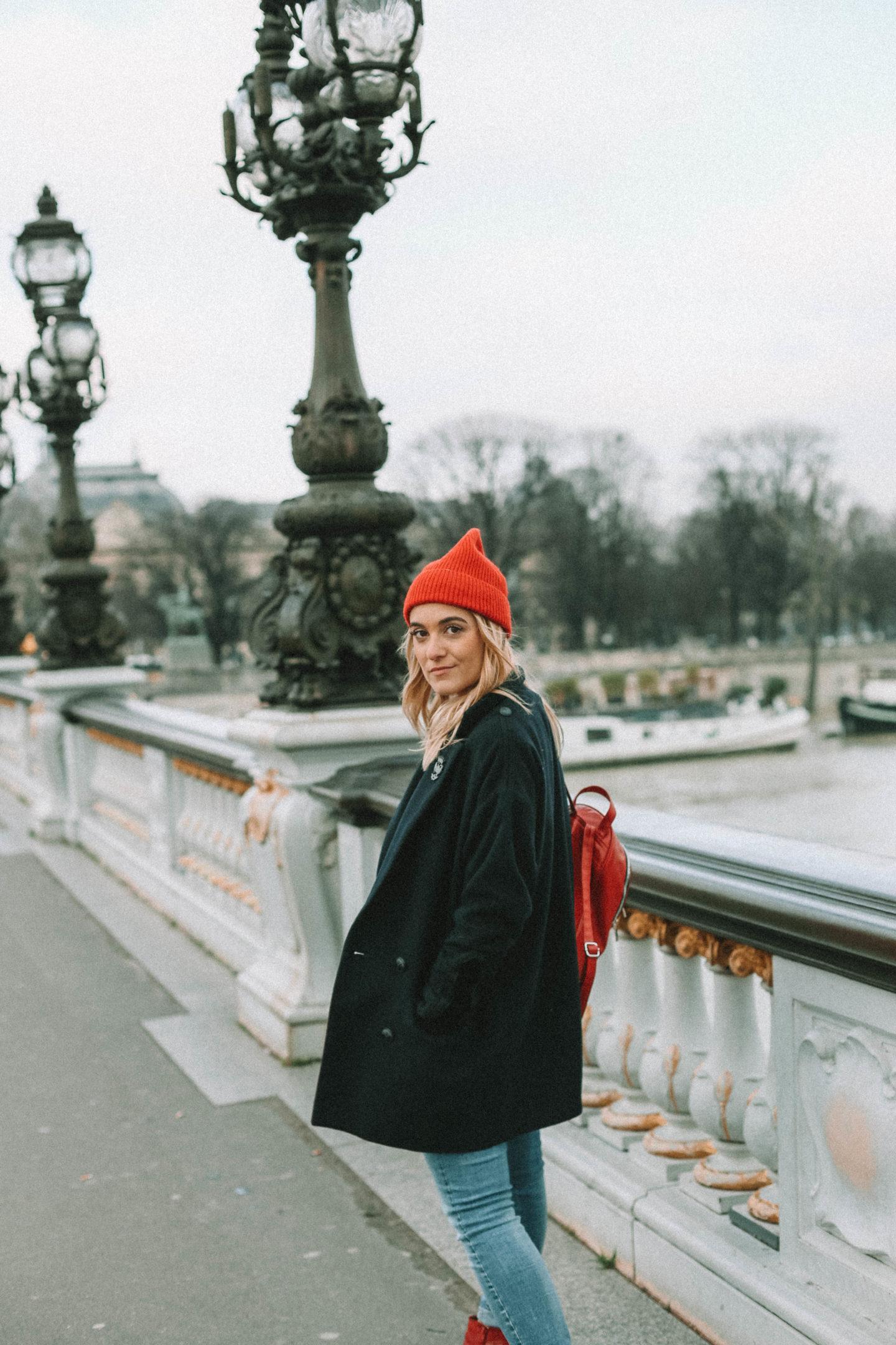 Paris - Blondie Baby blog mode et voyages