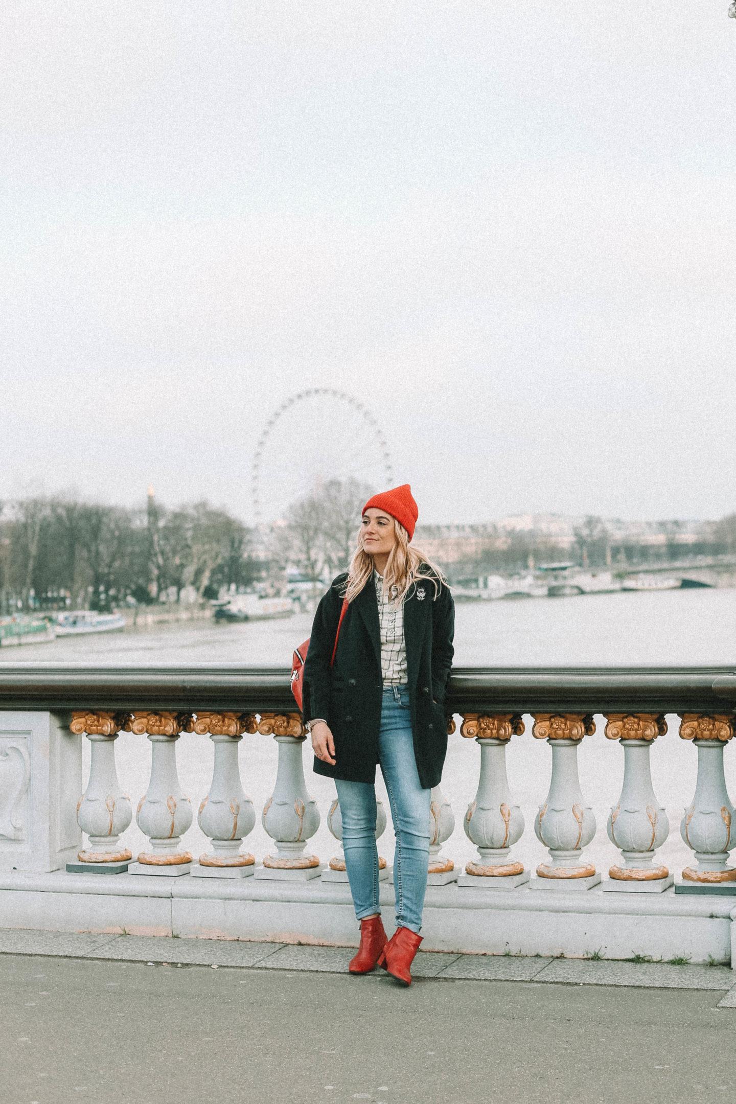 Denim Reiko Jeans - Blondie Baby blog mode et voyages