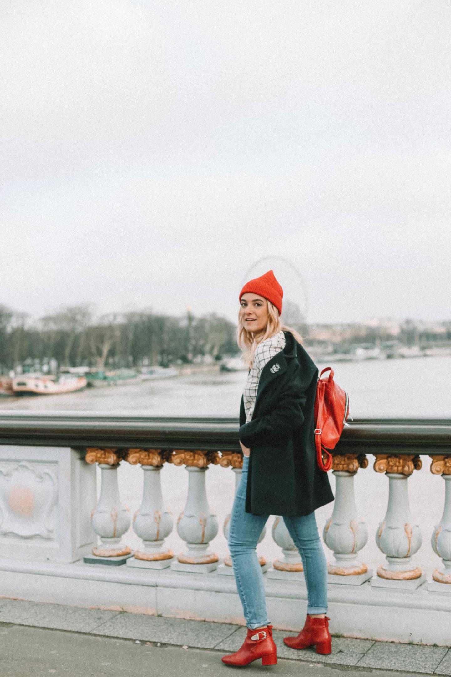 Jean Reiko - Blondie Baby blog mode et voyages