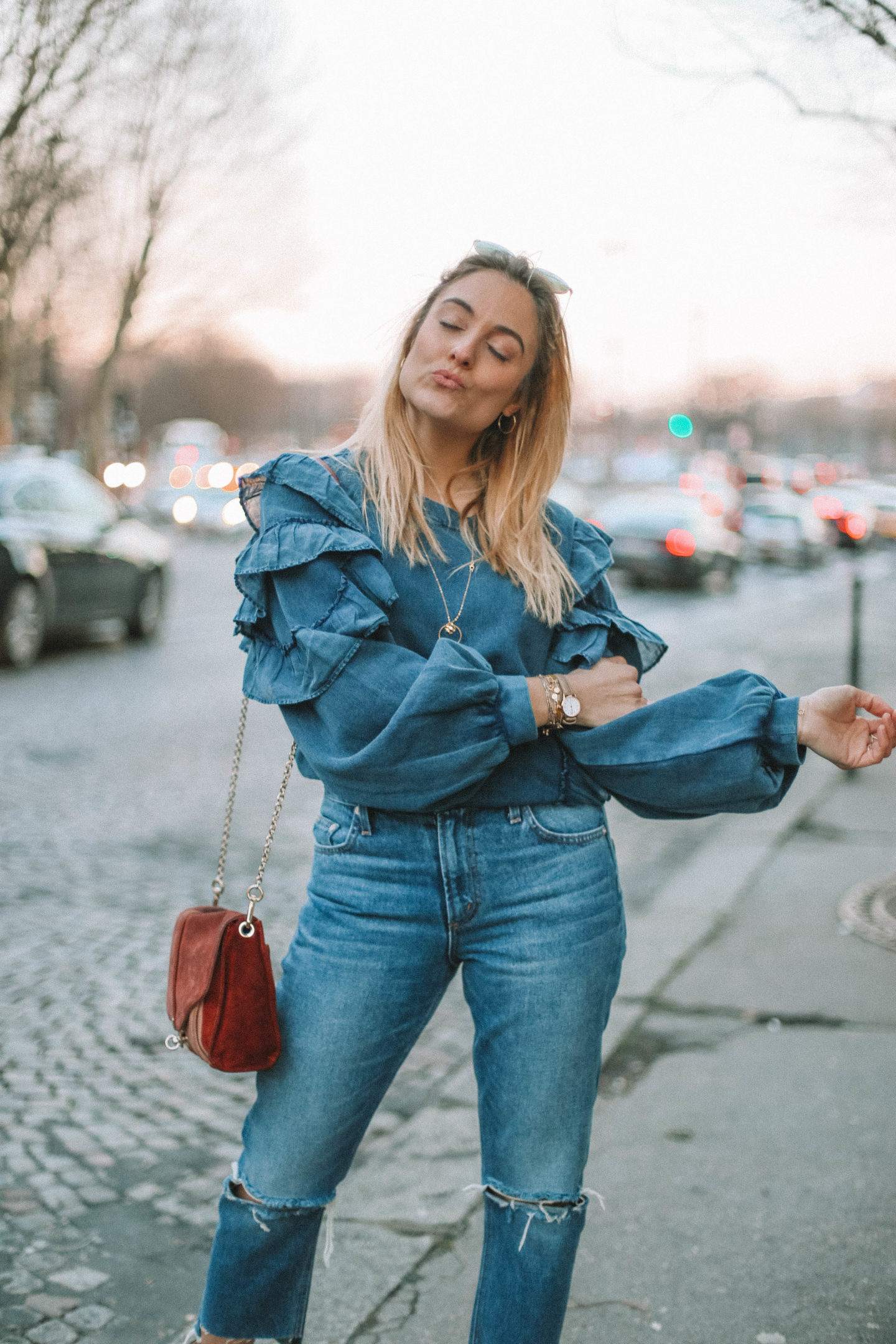 Sac Tiger Sézanne - Blondie Baby blog mode & voyages