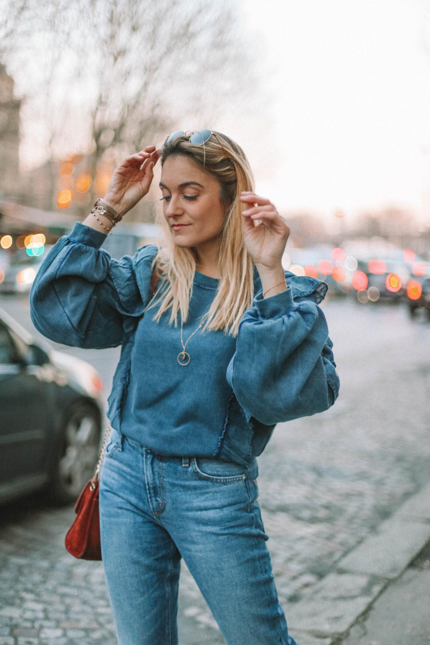 Cheveux blonds l'Oréal Professionnel - Blondie Baby blog mode & voyages