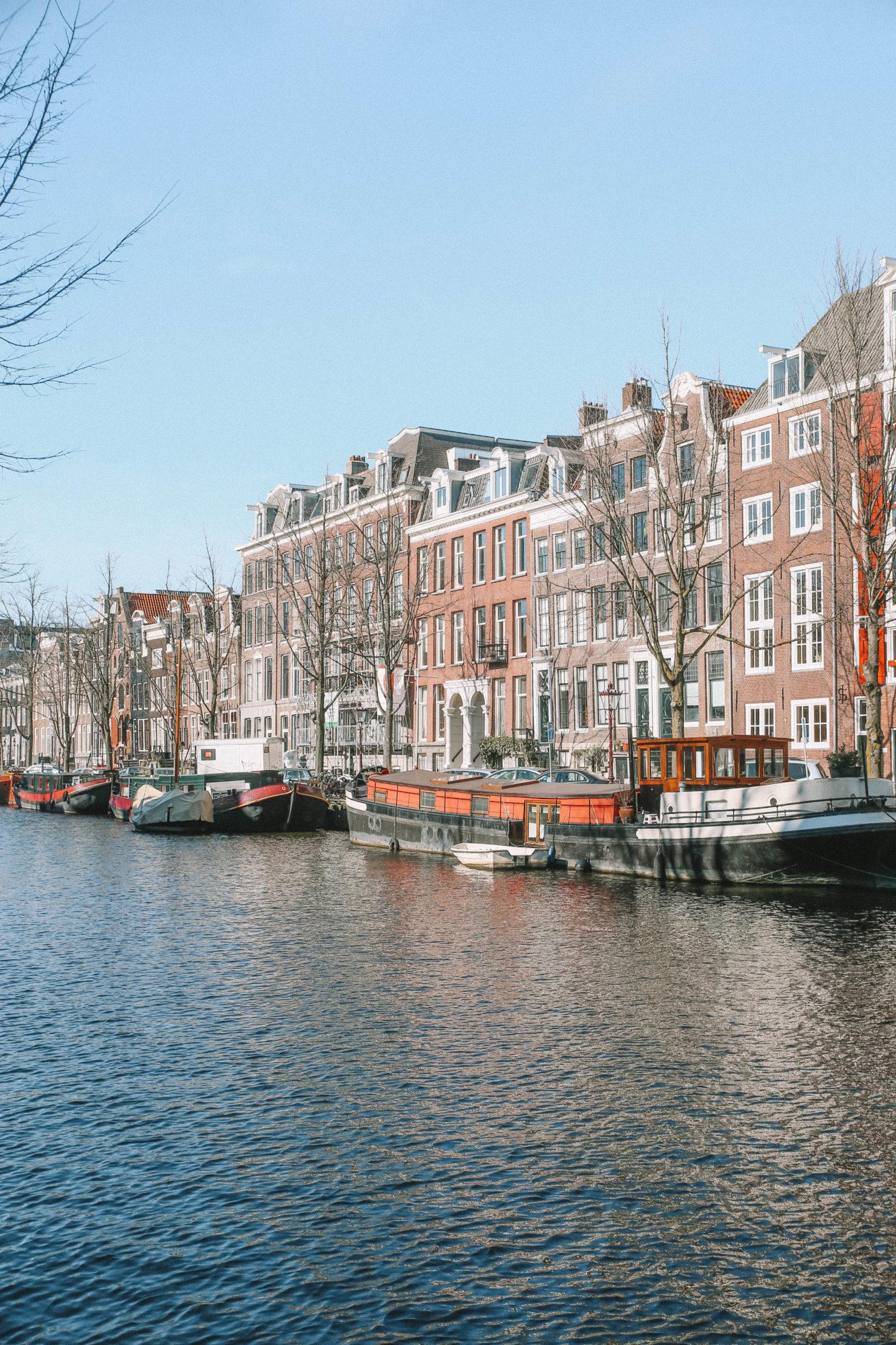 Que faire à Amsterdam - Blondie baby blog mode et voyages