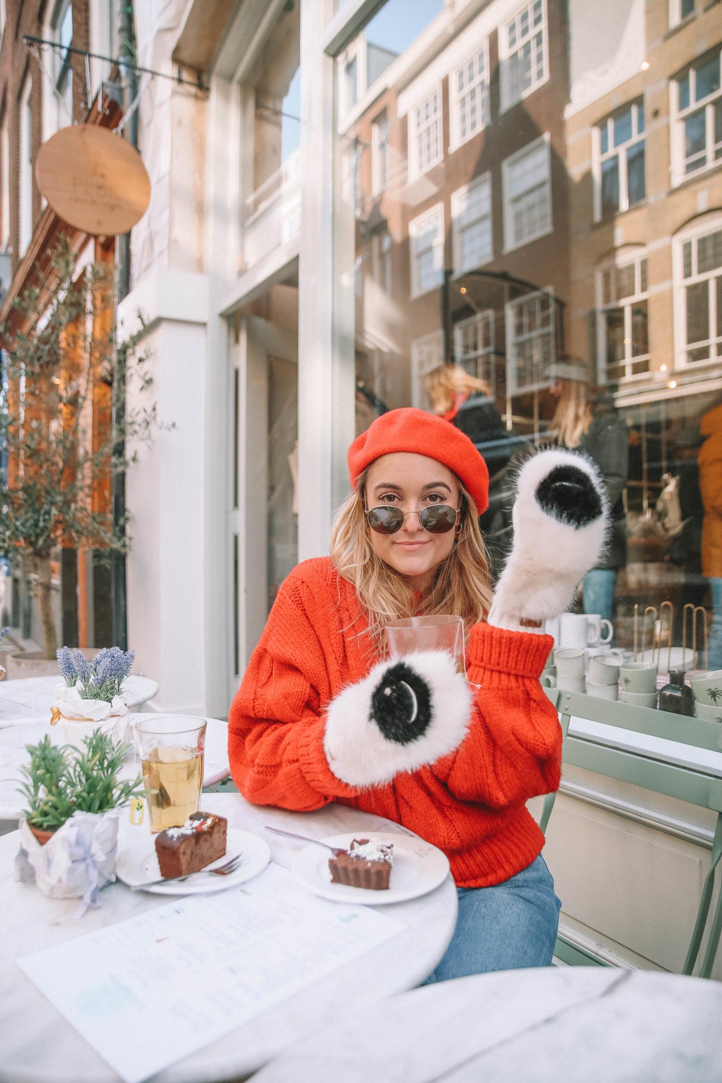 Café Pluk Amsterdam - Blondie baby blog mode et voyages