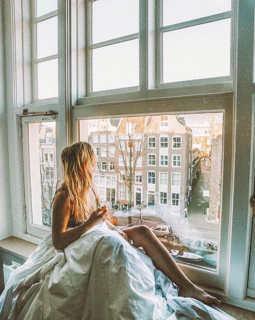 Hôtel Amsterdam Sofitel - Blondie baby blog mode et voyages