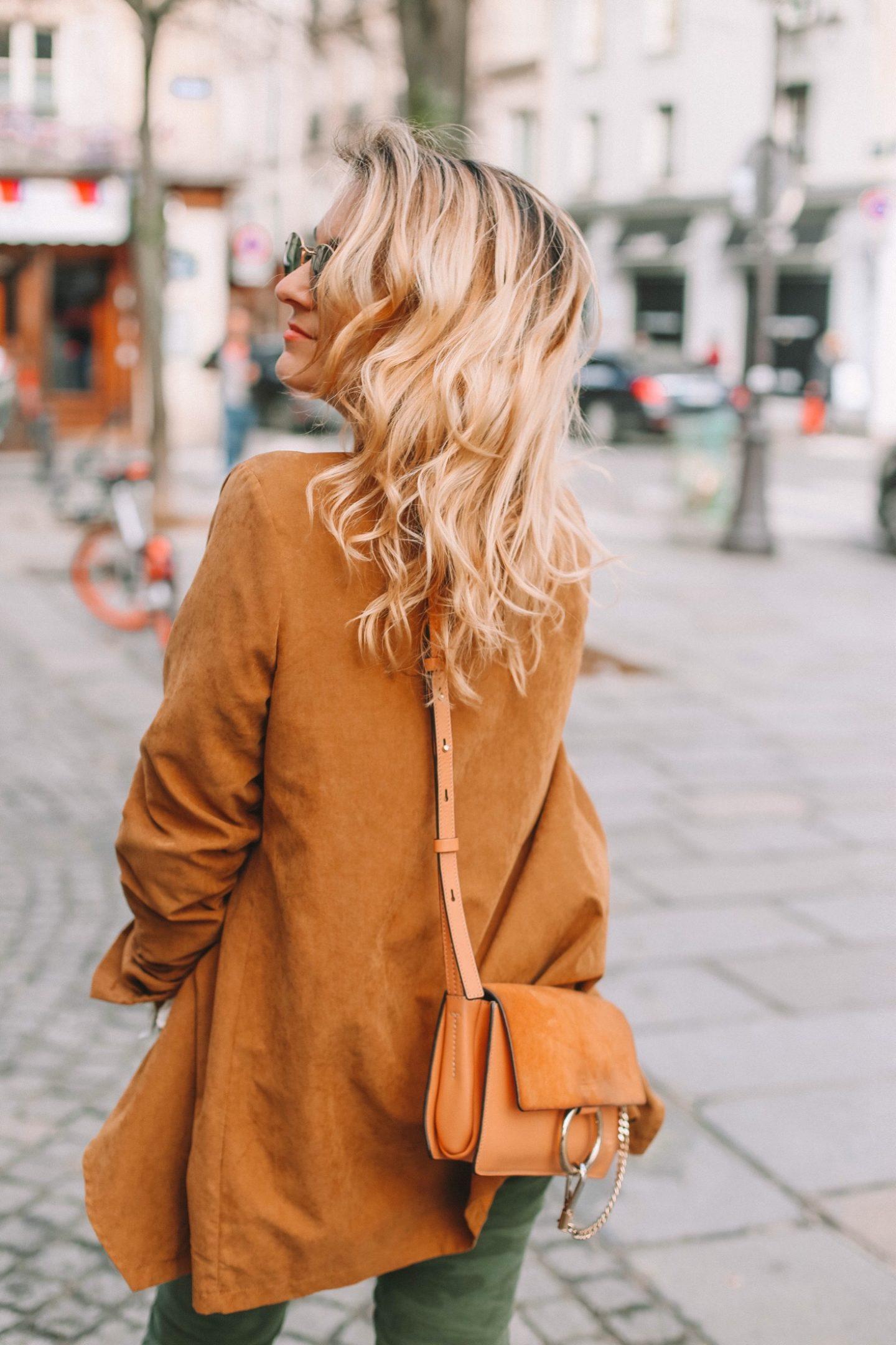 Balayage blond - Blondie Baby blog mode et voyages