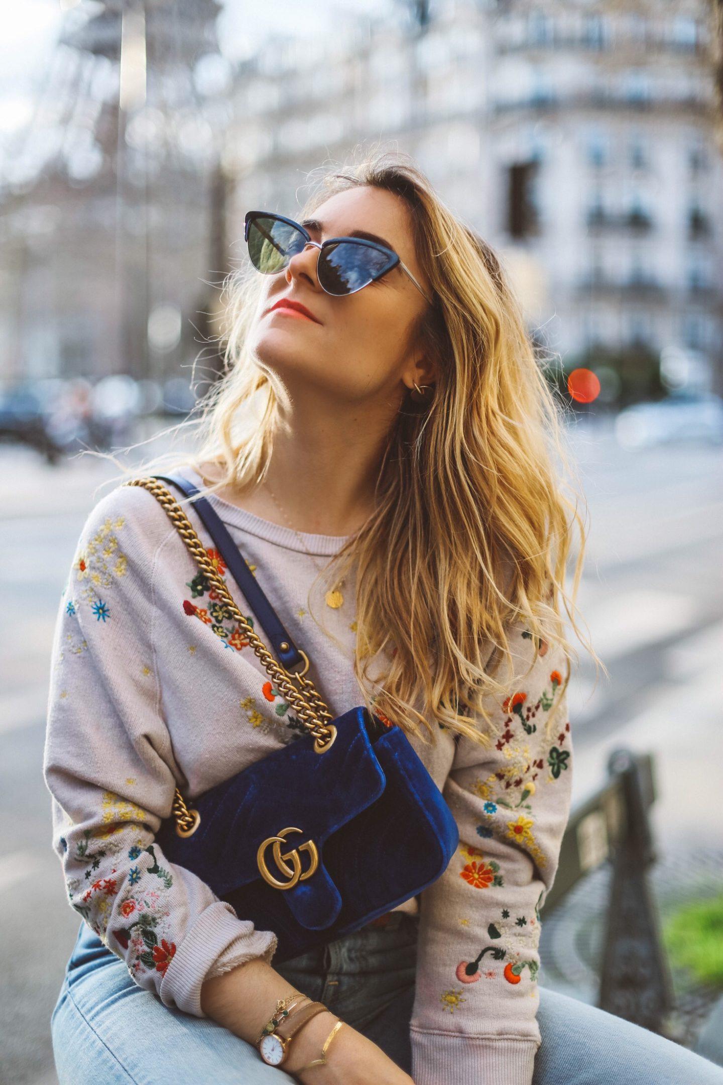 lunettes de soleil Mango - Blondie Baby blog mode et voyages
