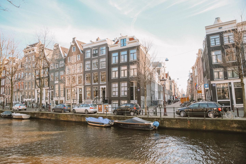 Visiter Amsterdam - Blondie baby blog mode et voyages