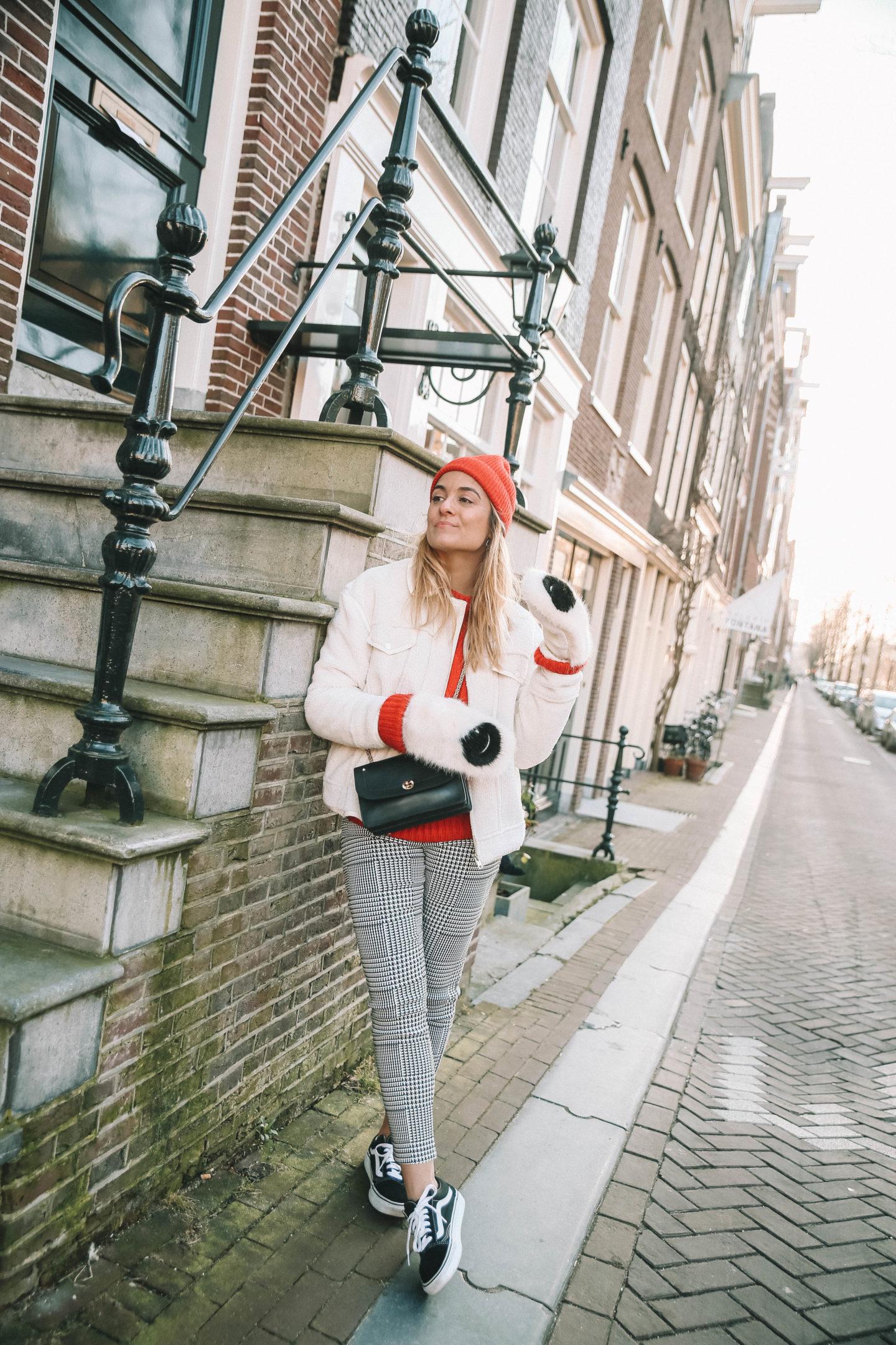 Vans Classic - Blondie baby blog mode et voyages