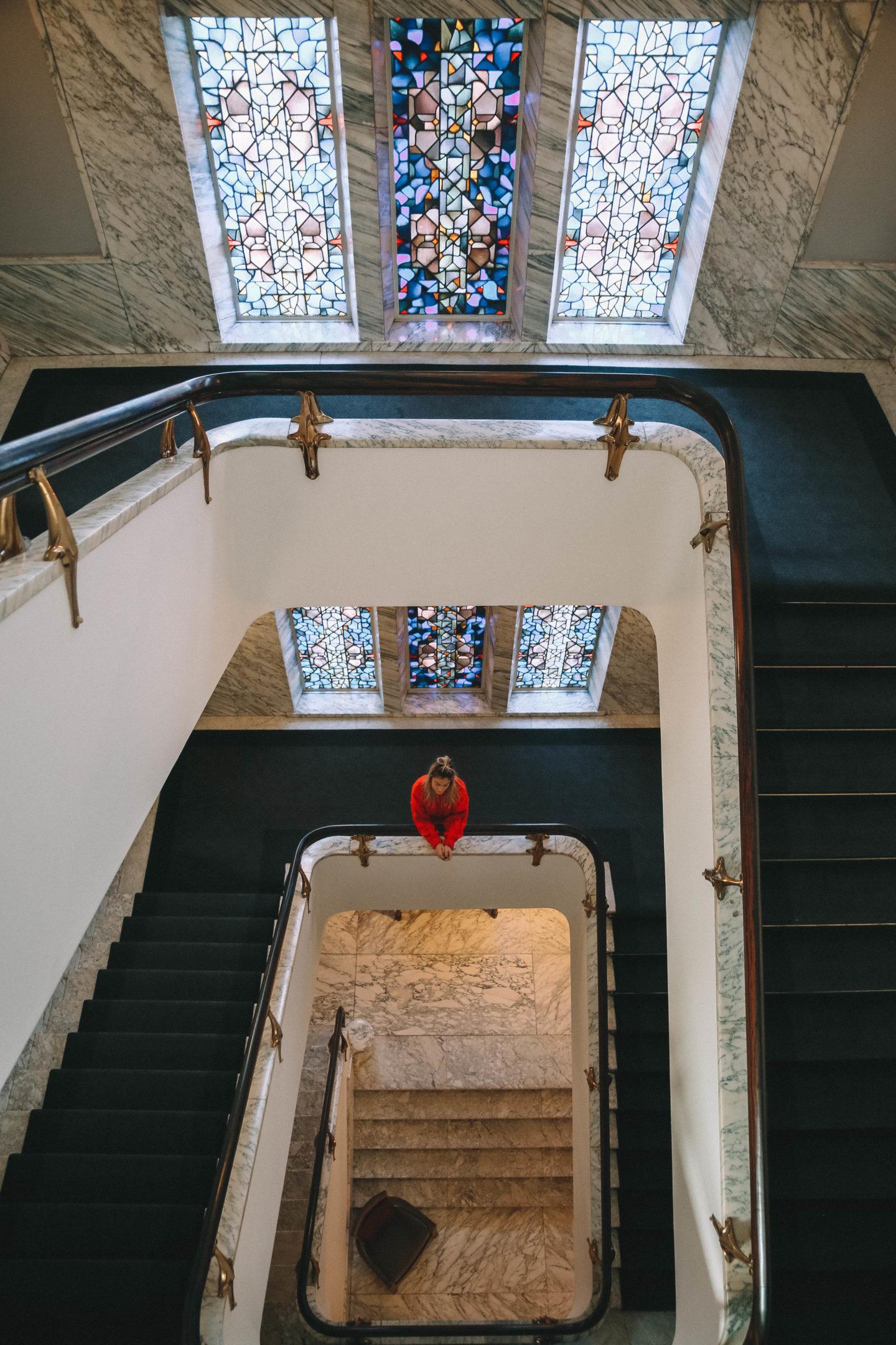 Hôtel Amsterdam - Blondie baby blog mode et voyages